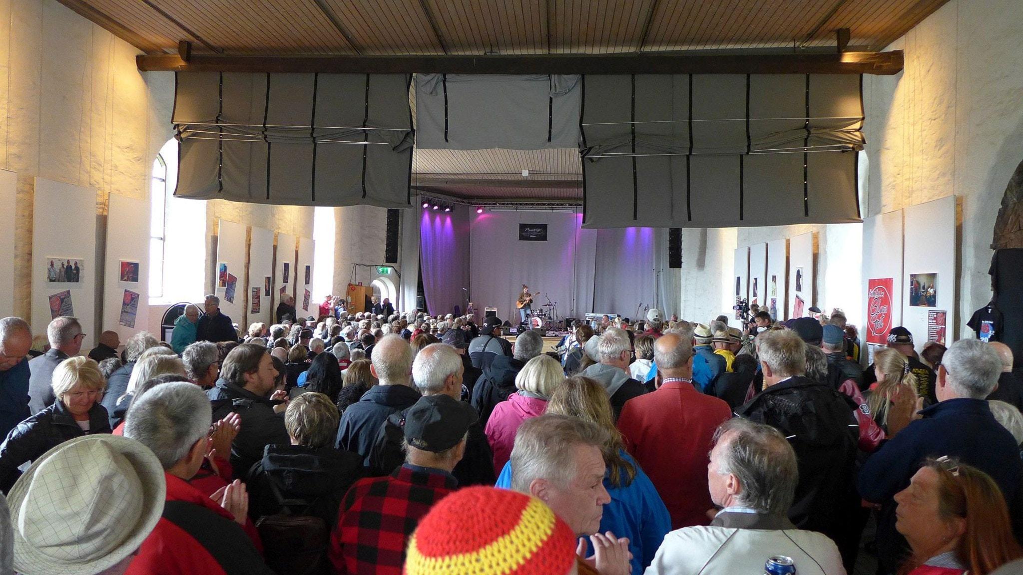Bluesig Jazzradio med det bästa från Åmål