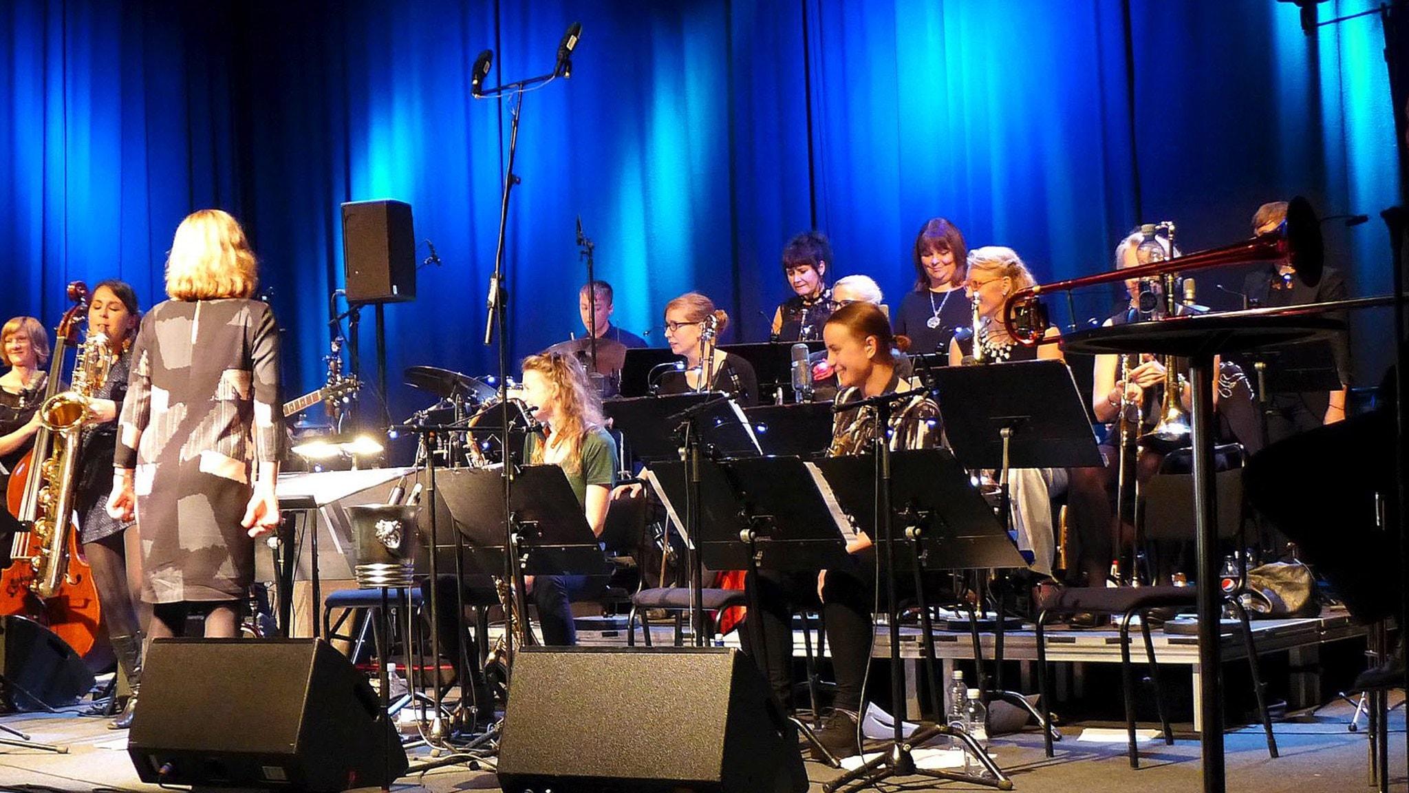 Internationellt i Jazz Baltica All Star Big Band