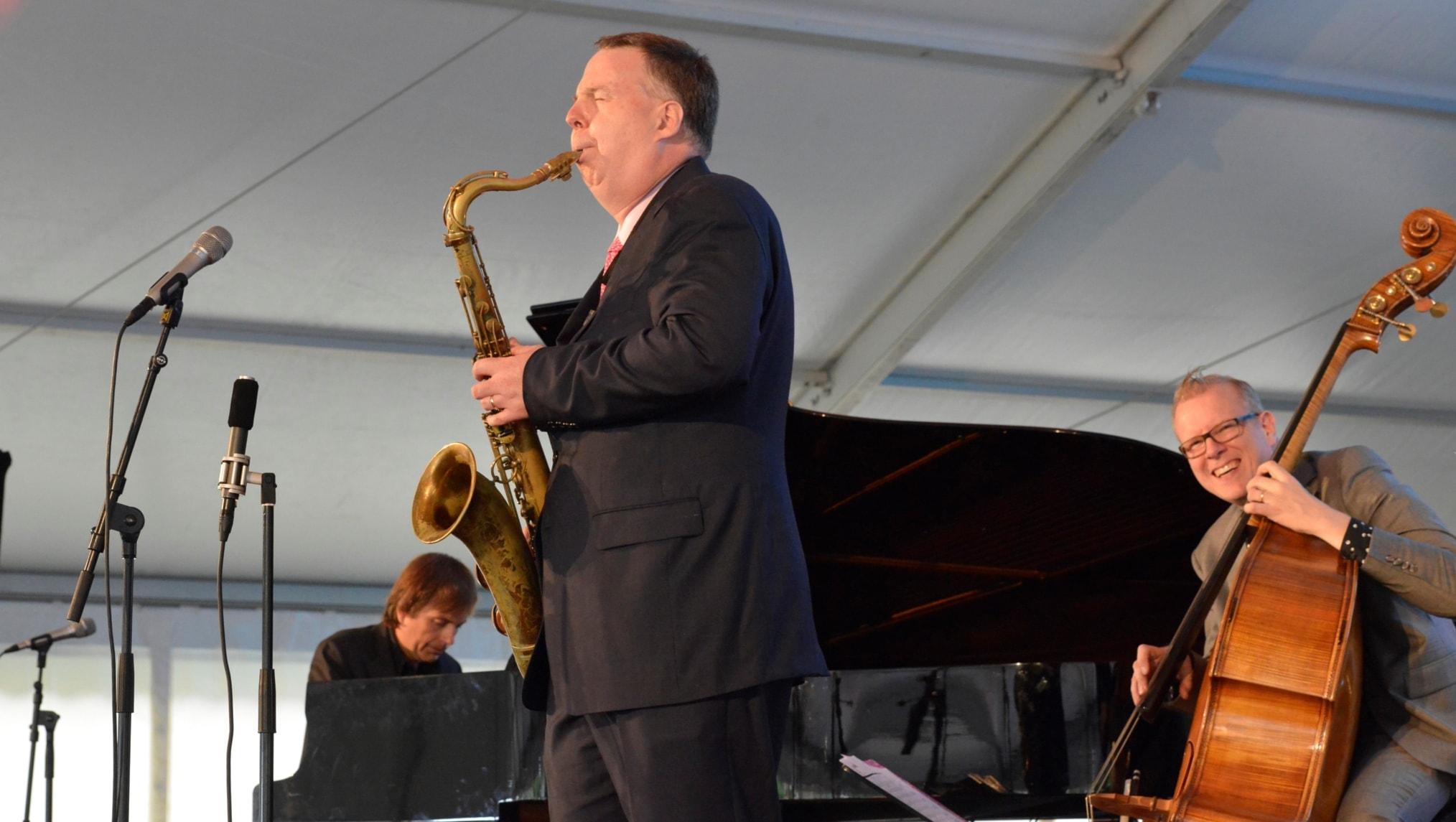 Musik på jakt efter jazzrötterna