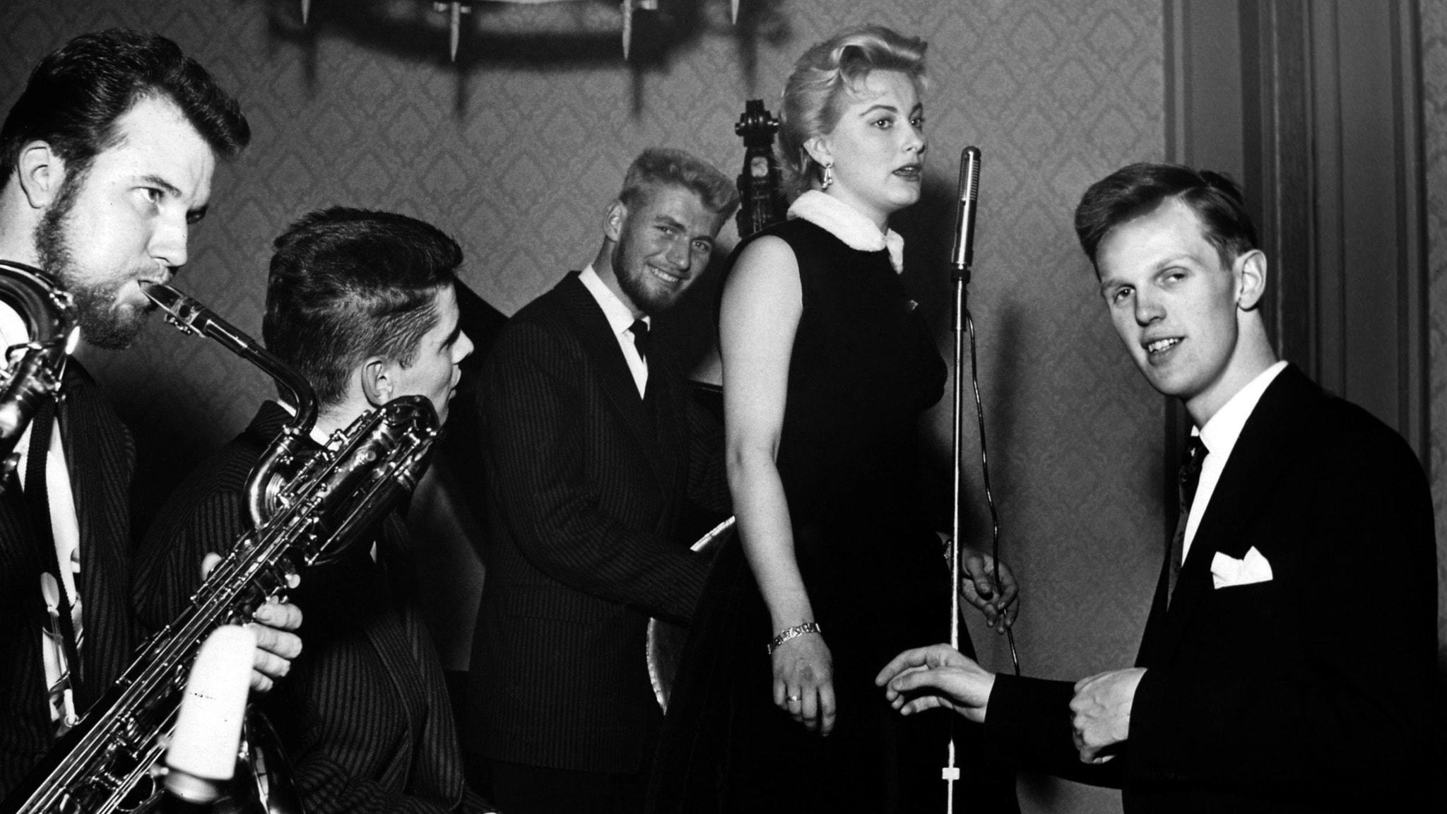 Jazzarkivet med Monica Z och konsert med ASJO