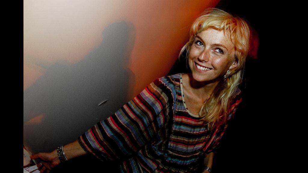 Johanna Olofsson Foto: Michel Thomas