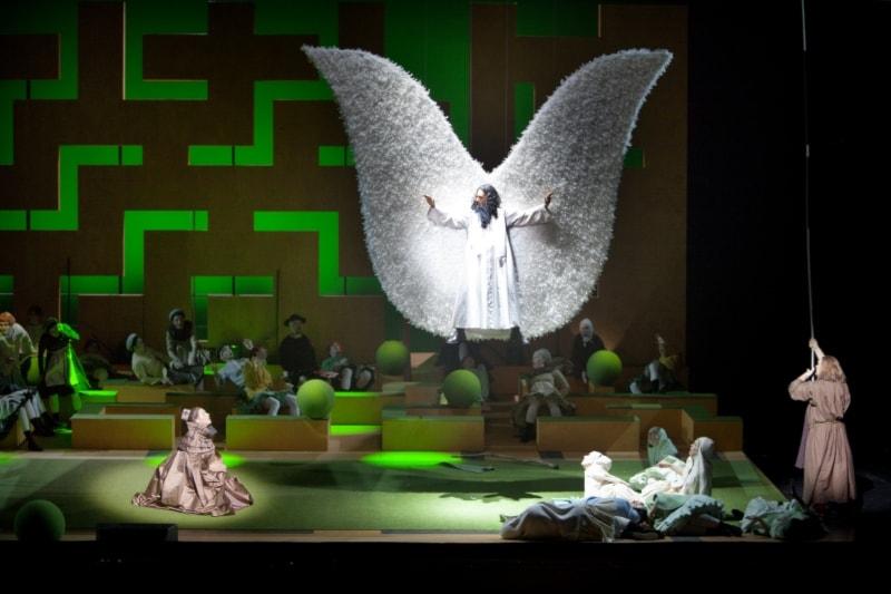 Rossini, koloraturer och labyrintspel