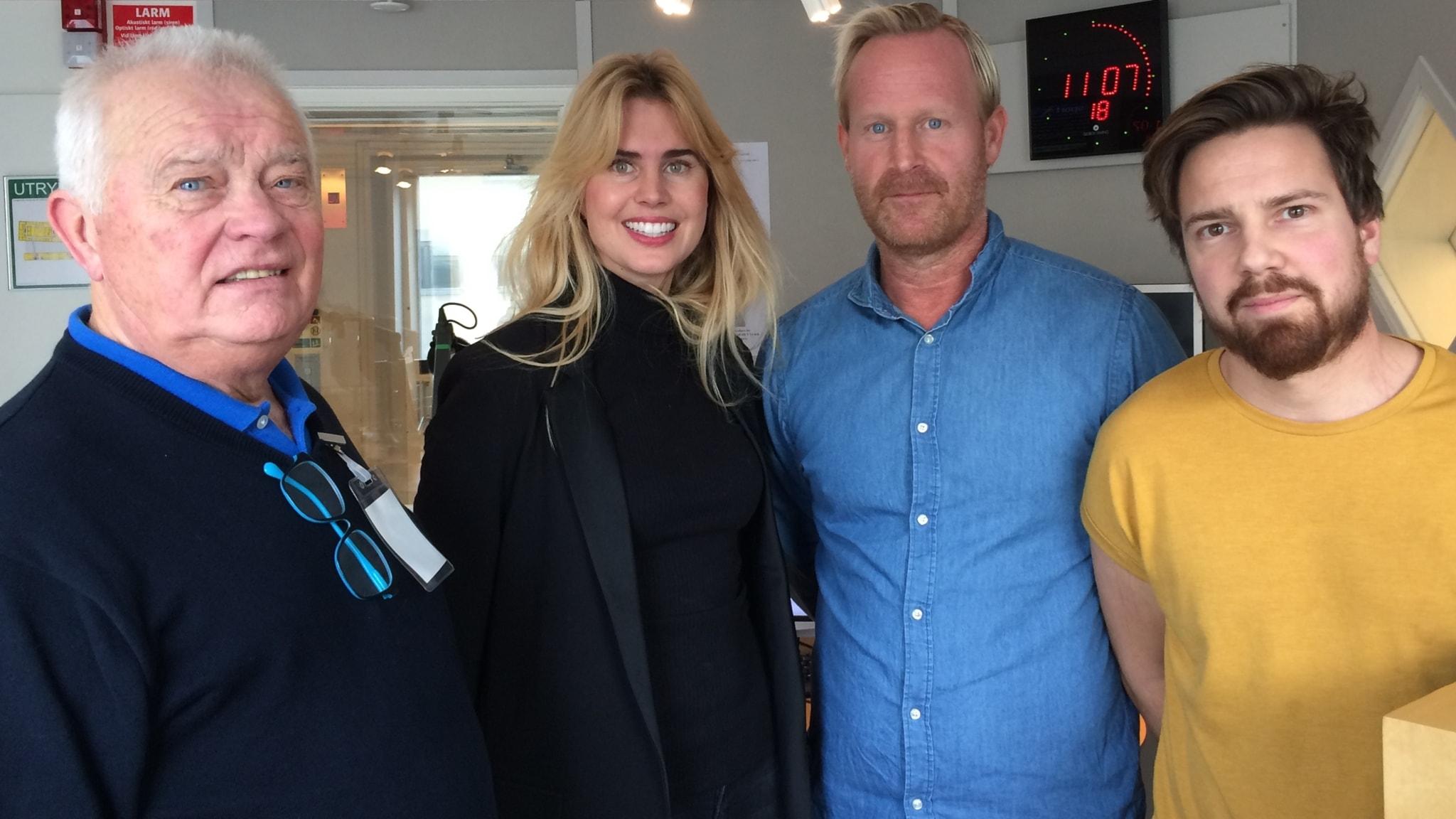 Vilken SHL-klubb kniper Dick Axelsson? Hockeyagent Nina Wennerström är gäst - hockeykrönikör Pelle Johansson vill ha bort