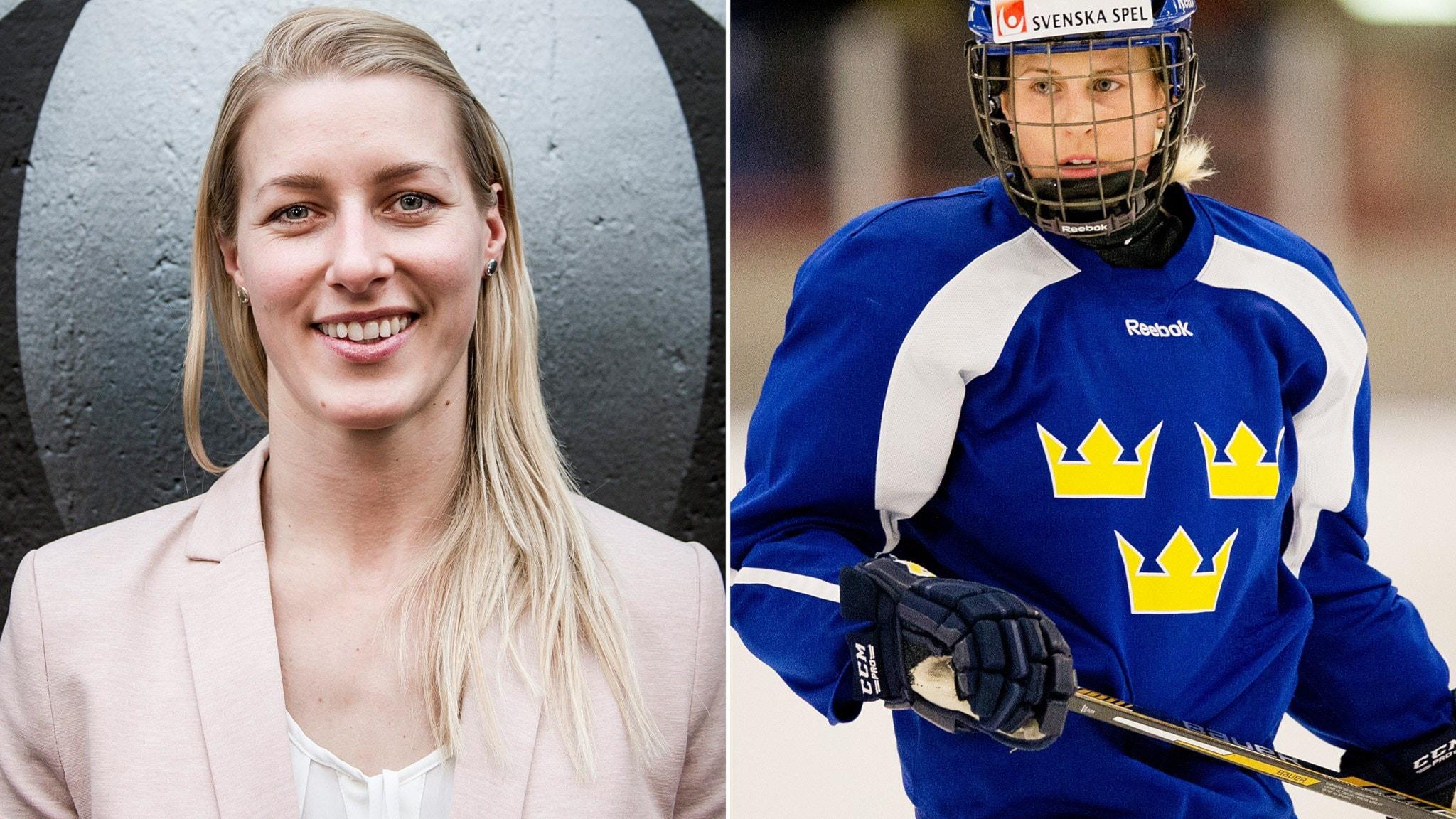Rundqvist och Asserholt om Riksserien & flippar och floppar i hockeyallsvenskan