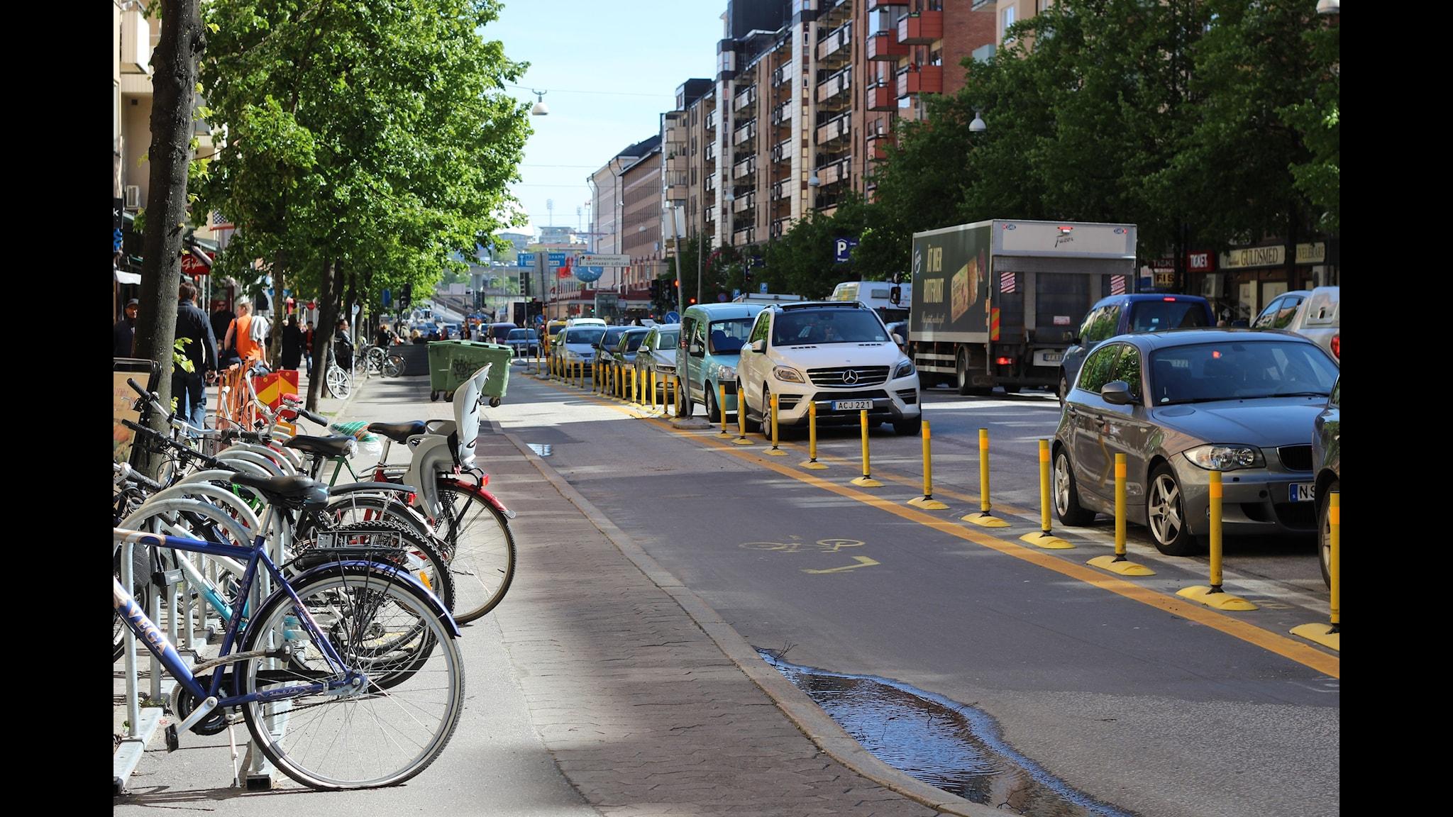 Staden – om hur cykeln förändrar staden