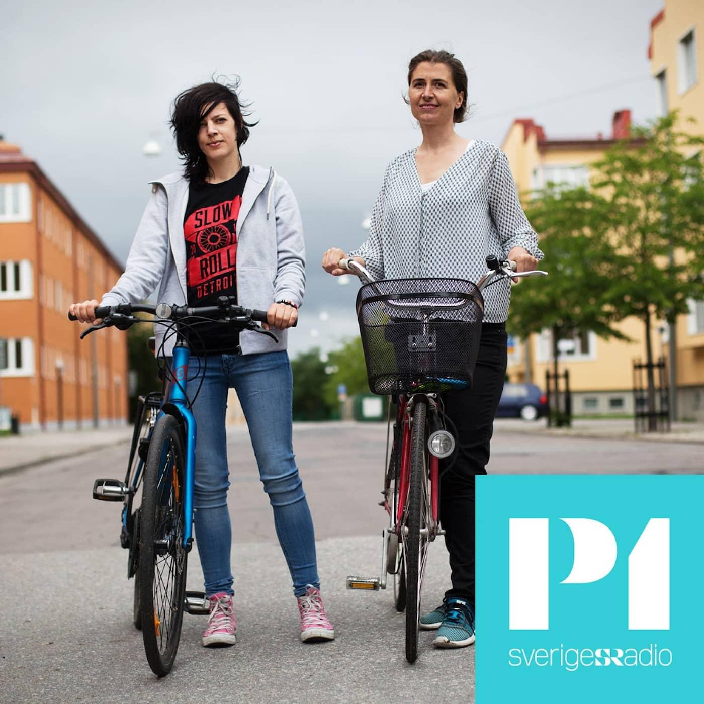 Cykla i P1 - sändes sommaren 2013