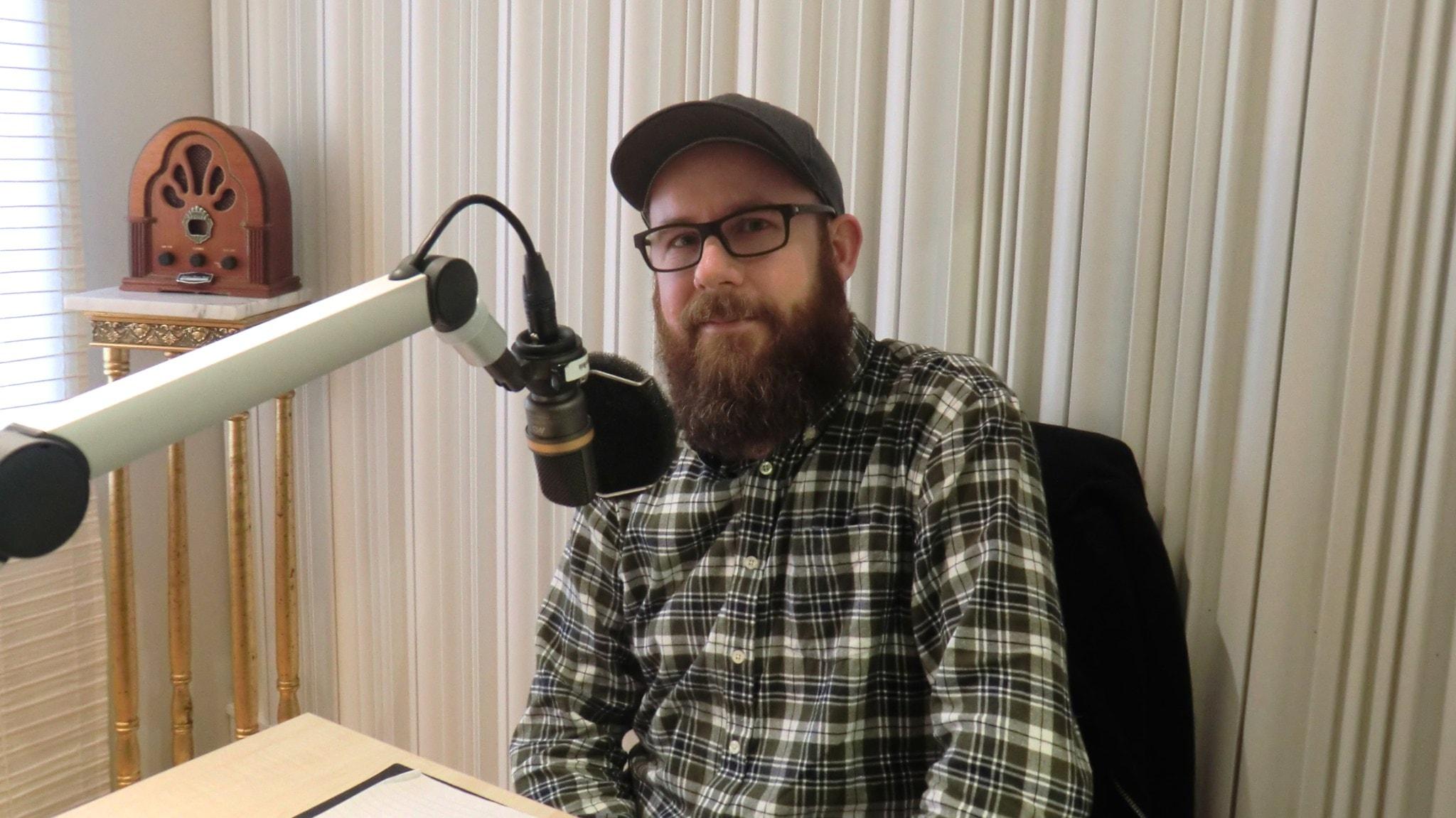 Anders Fridén från In Flames är gästredaktör!