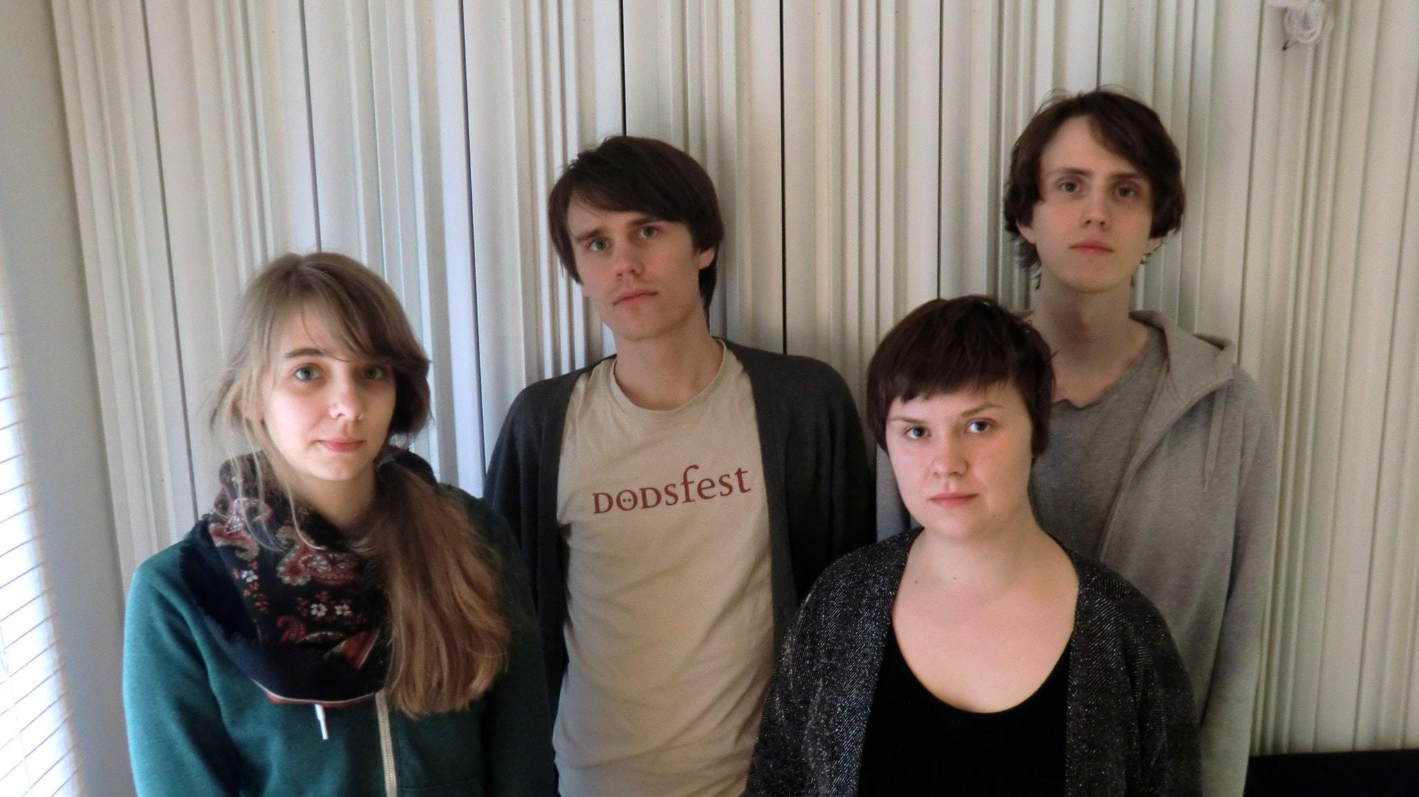 Världspremiär! Hör Könsförrädares nya singel Blast Beats