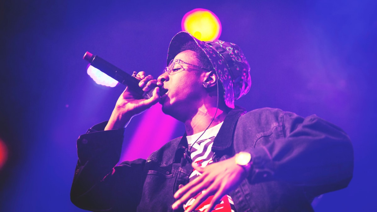 Joey Bada$$ på Way Out West