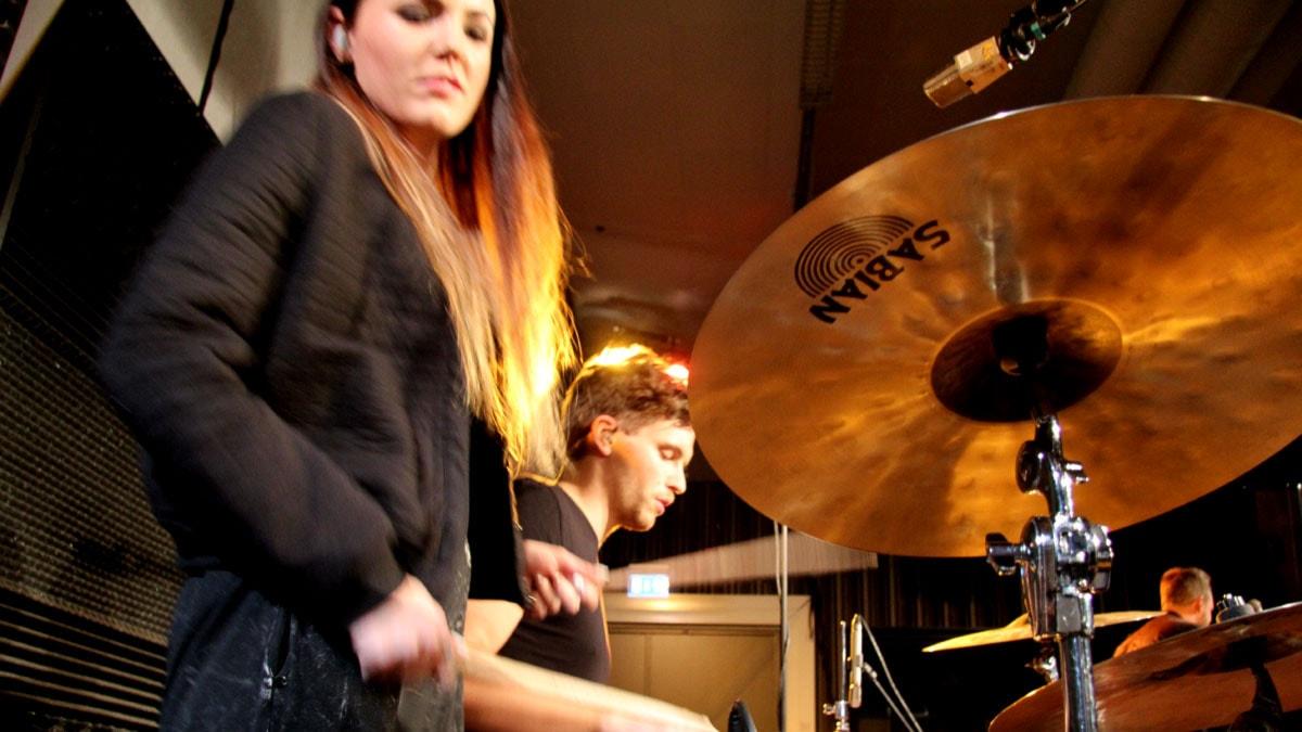Miriam Bryant och Ikhana live i Session från Göteborg
