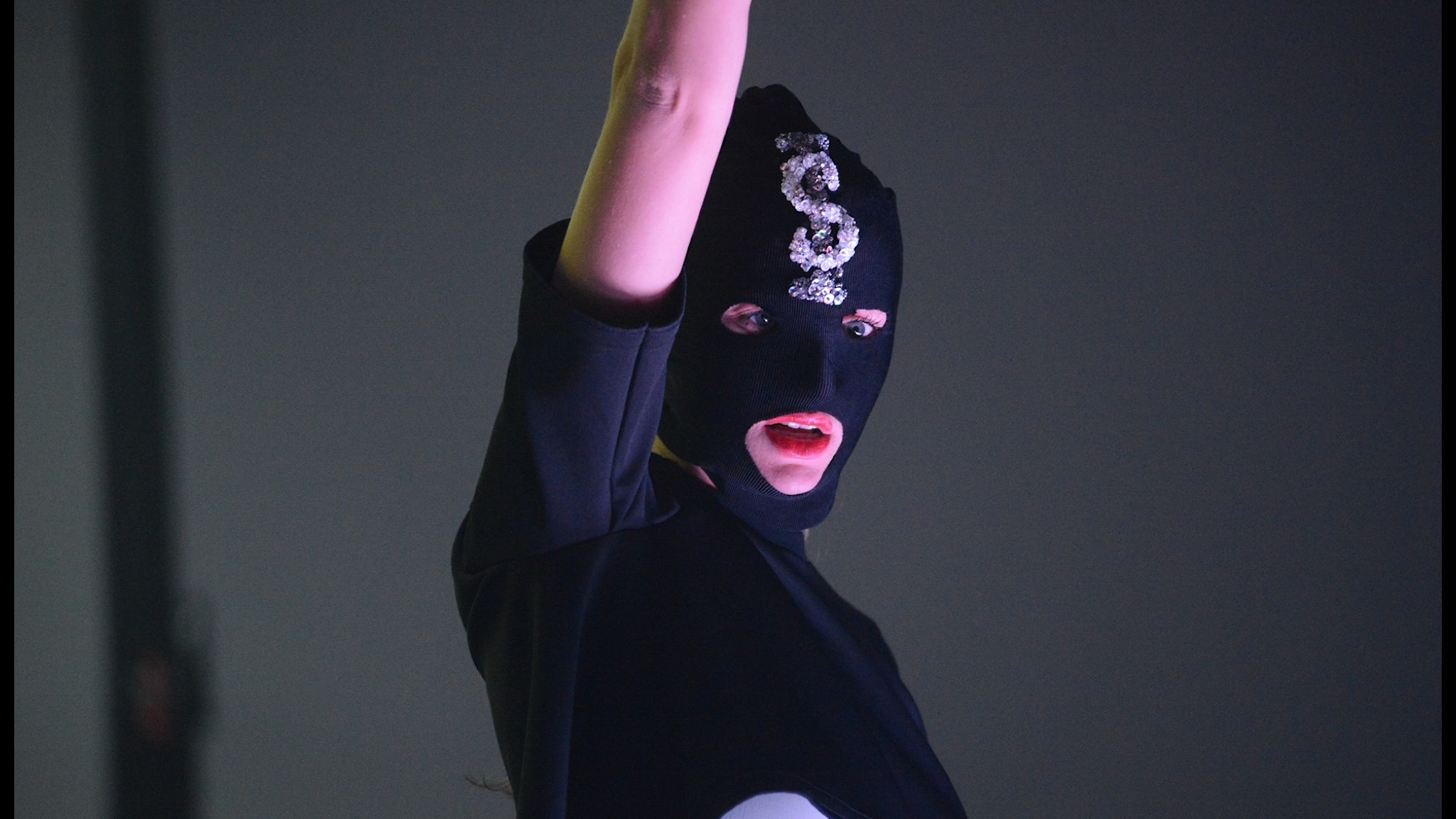 Sveriges hårdaste rappare Silvana Imam - live i Umeå