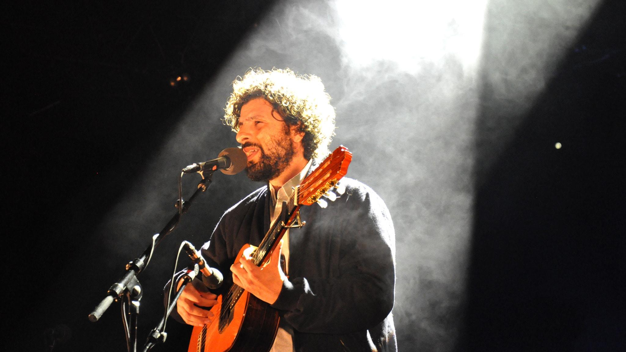 José González, live på Liseberg