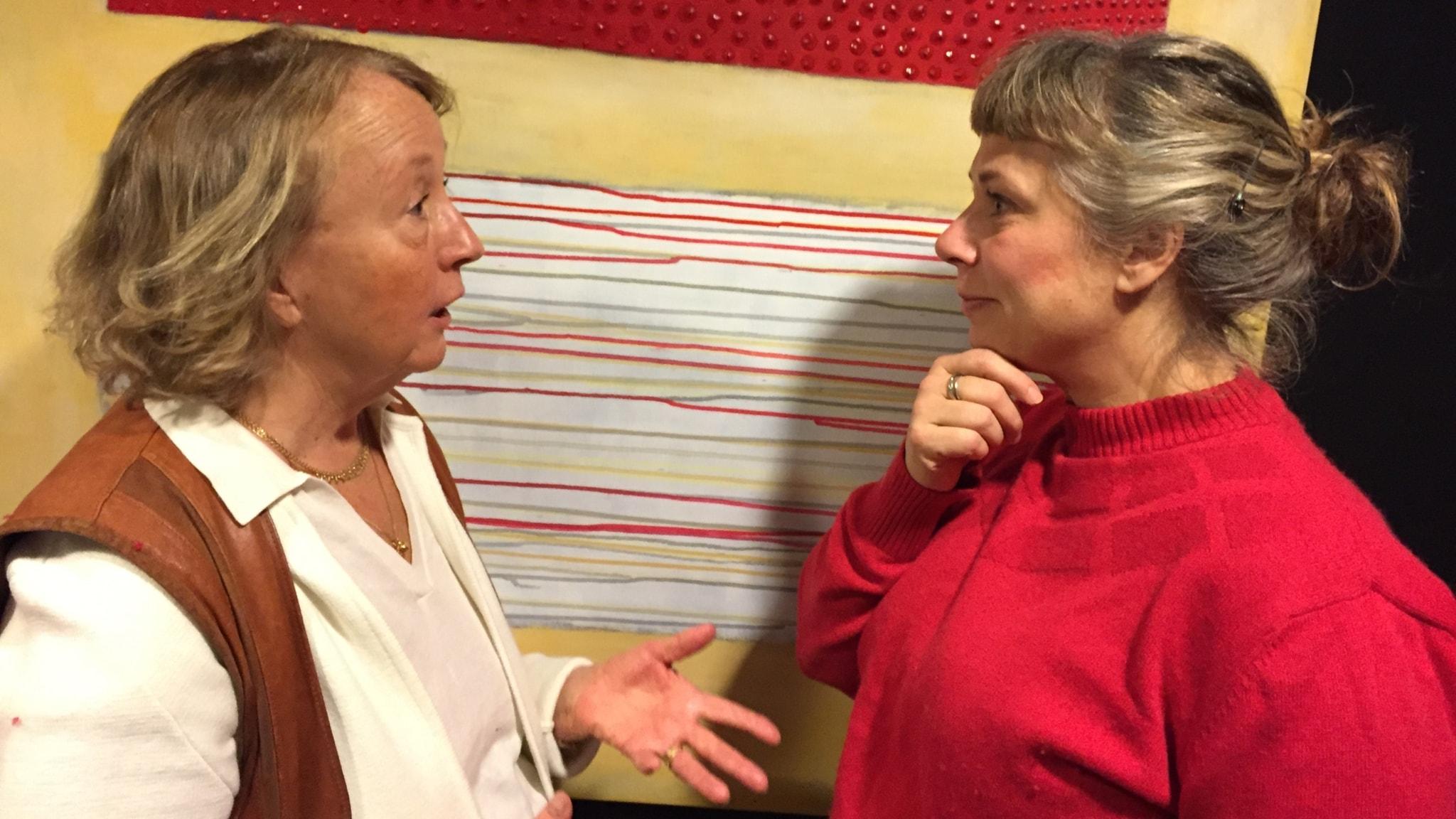 Stina och Eileen om terapin som förändrade allt