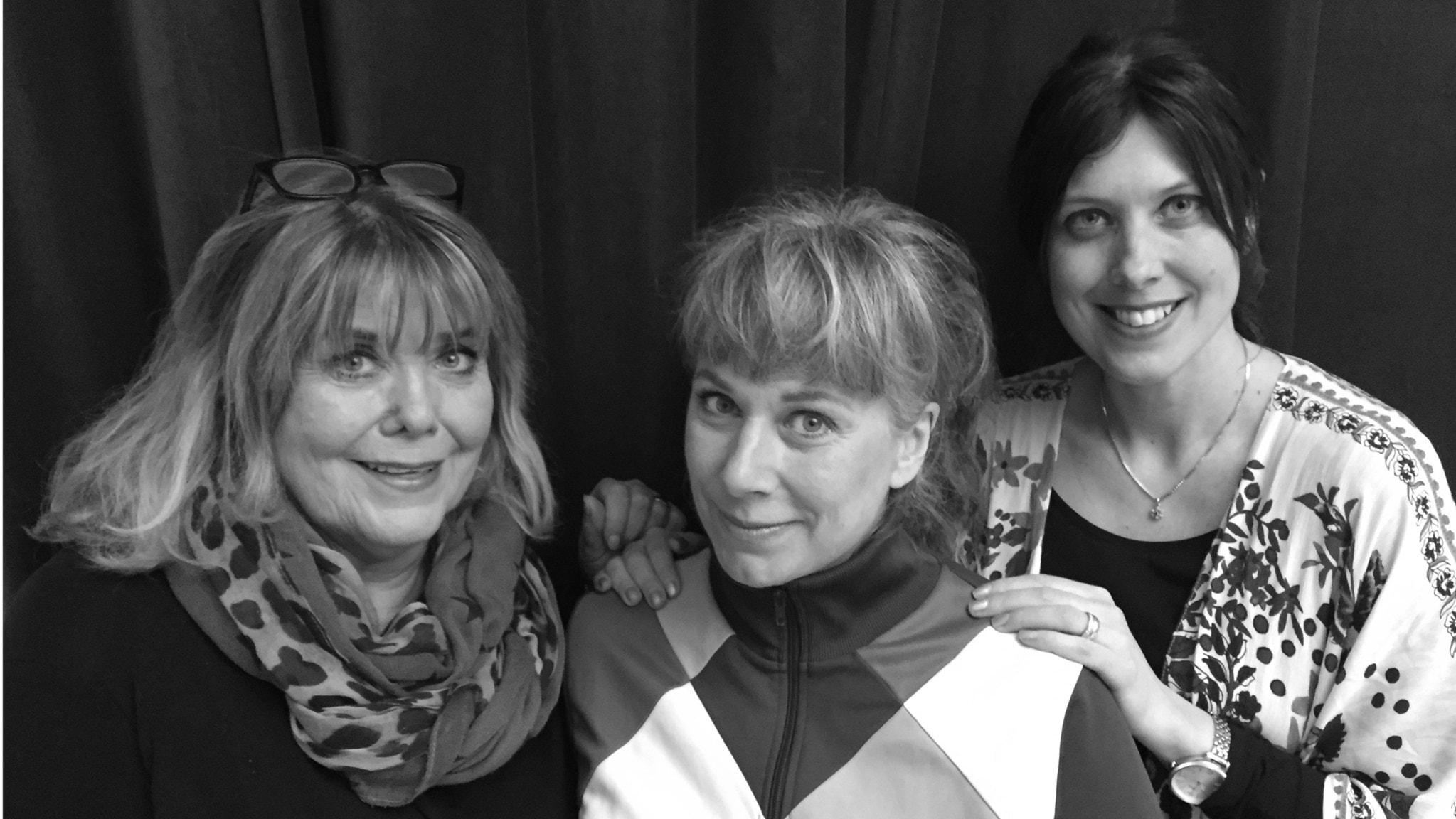 Stina om autism med Maud och Jenny