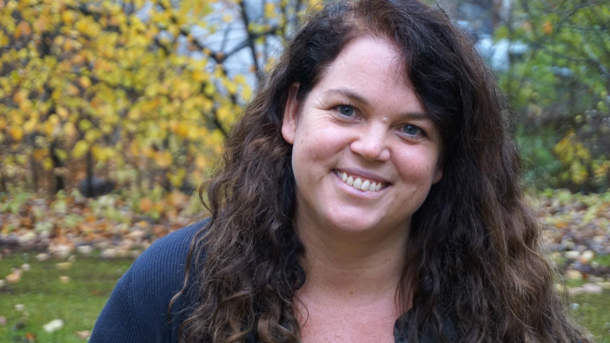 Maria Jenmalm forskar om varför allt fler av oss blir allergiska