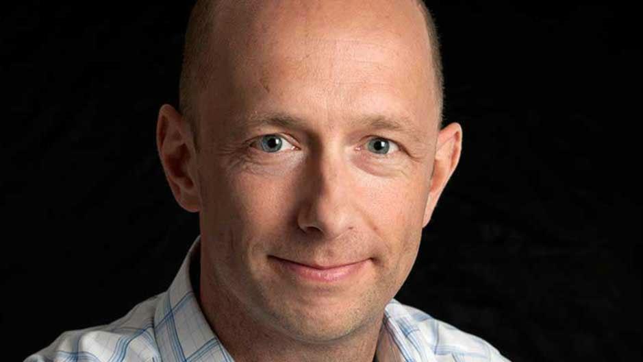 Barnläkaren Andreas Ohlin: