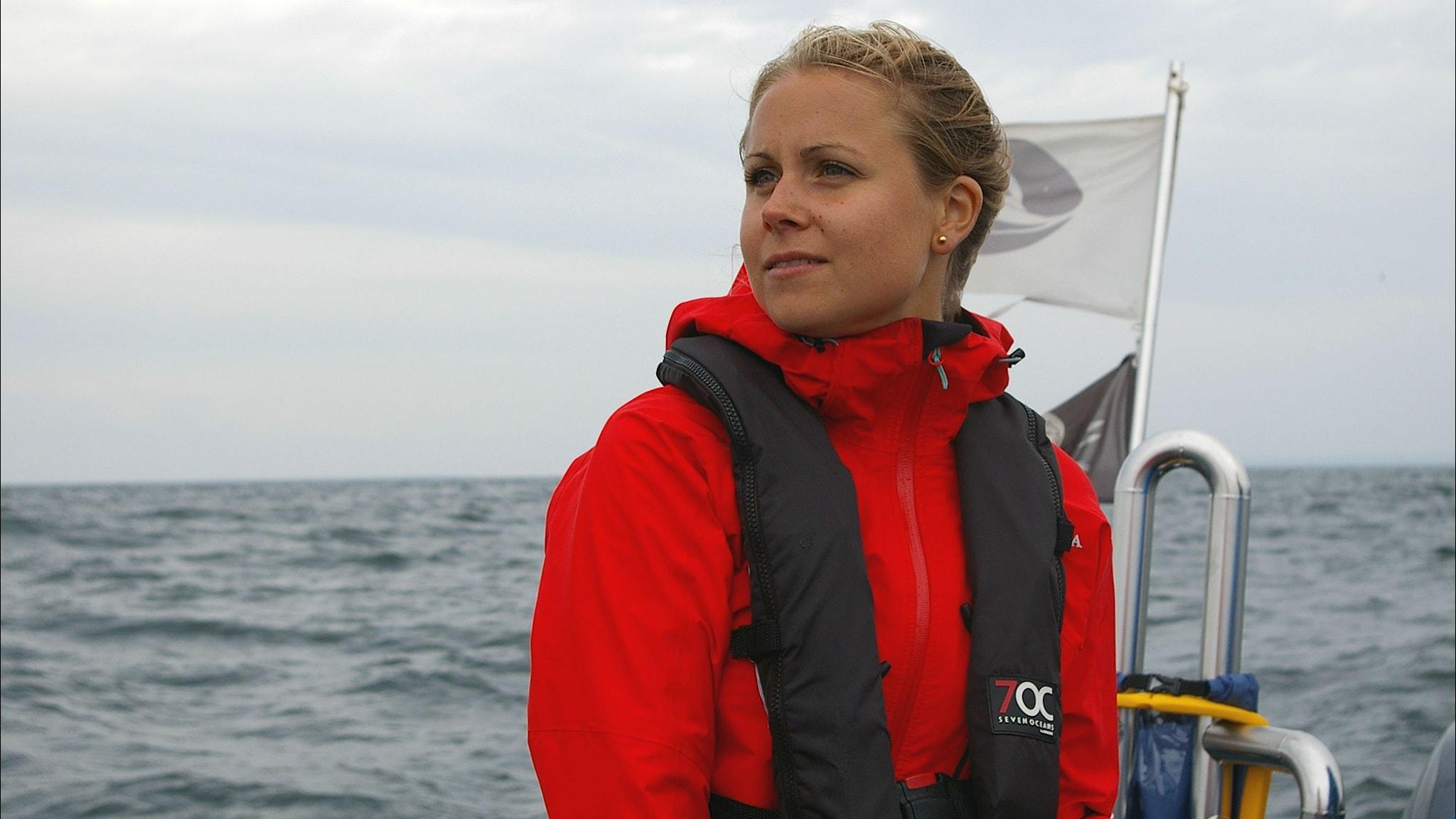 Tumlande start på ett forskarliv till sjöss