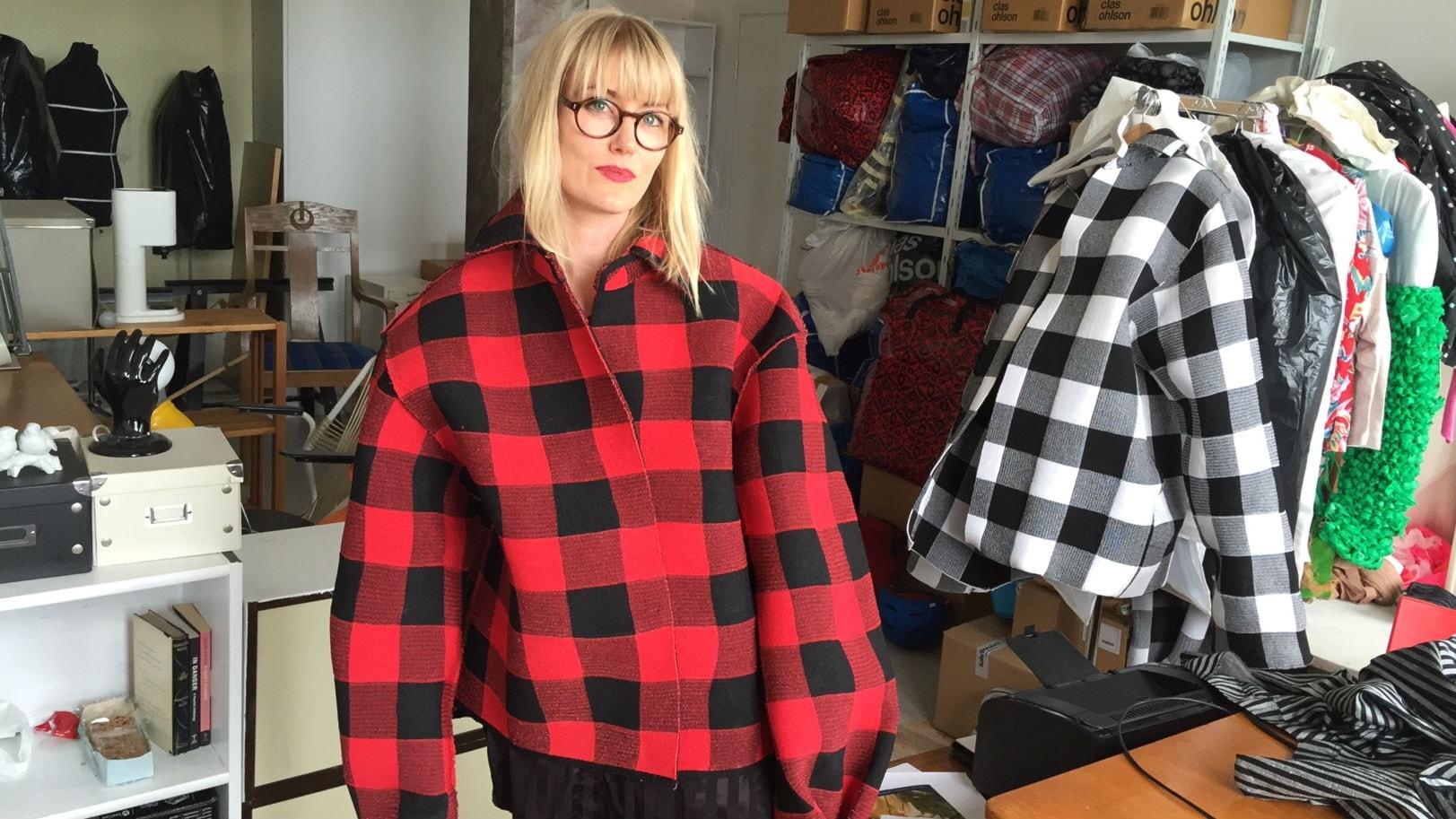 Designforskaren Maja Gunn vill utmana våra normer
