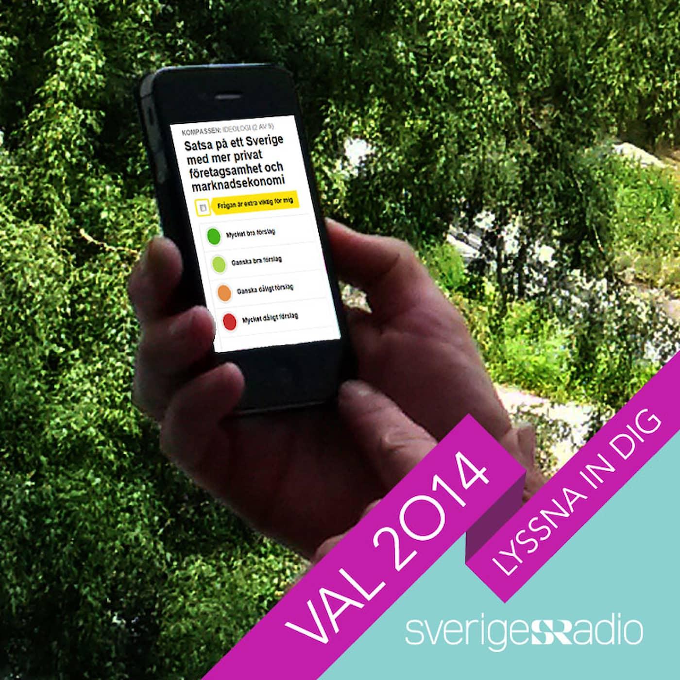 Sveriges Radios valpodd