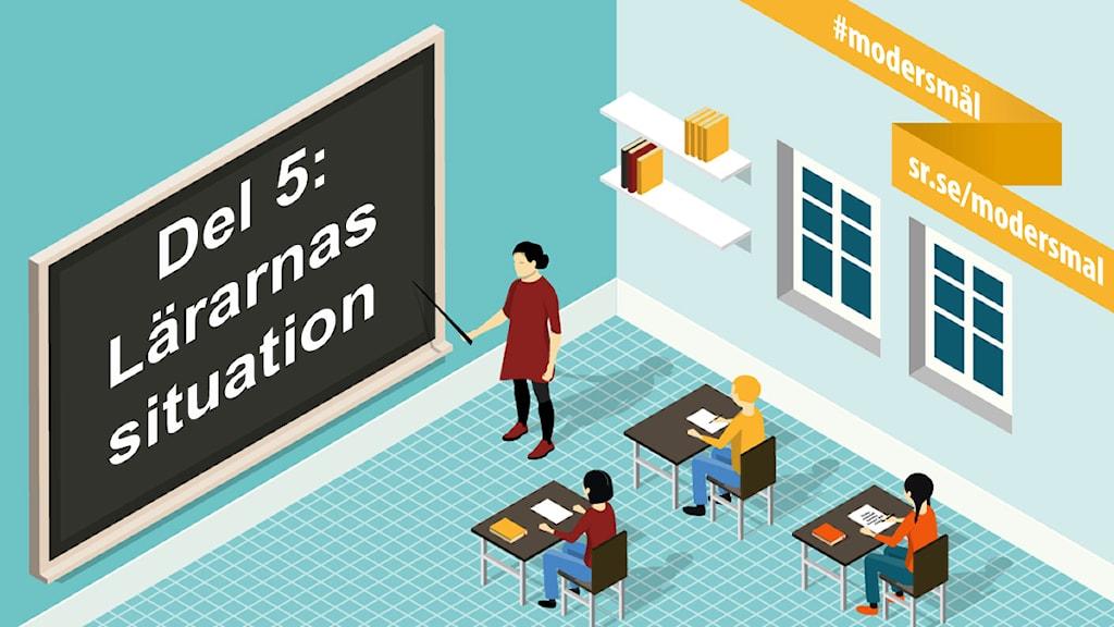 Lärarnas situation