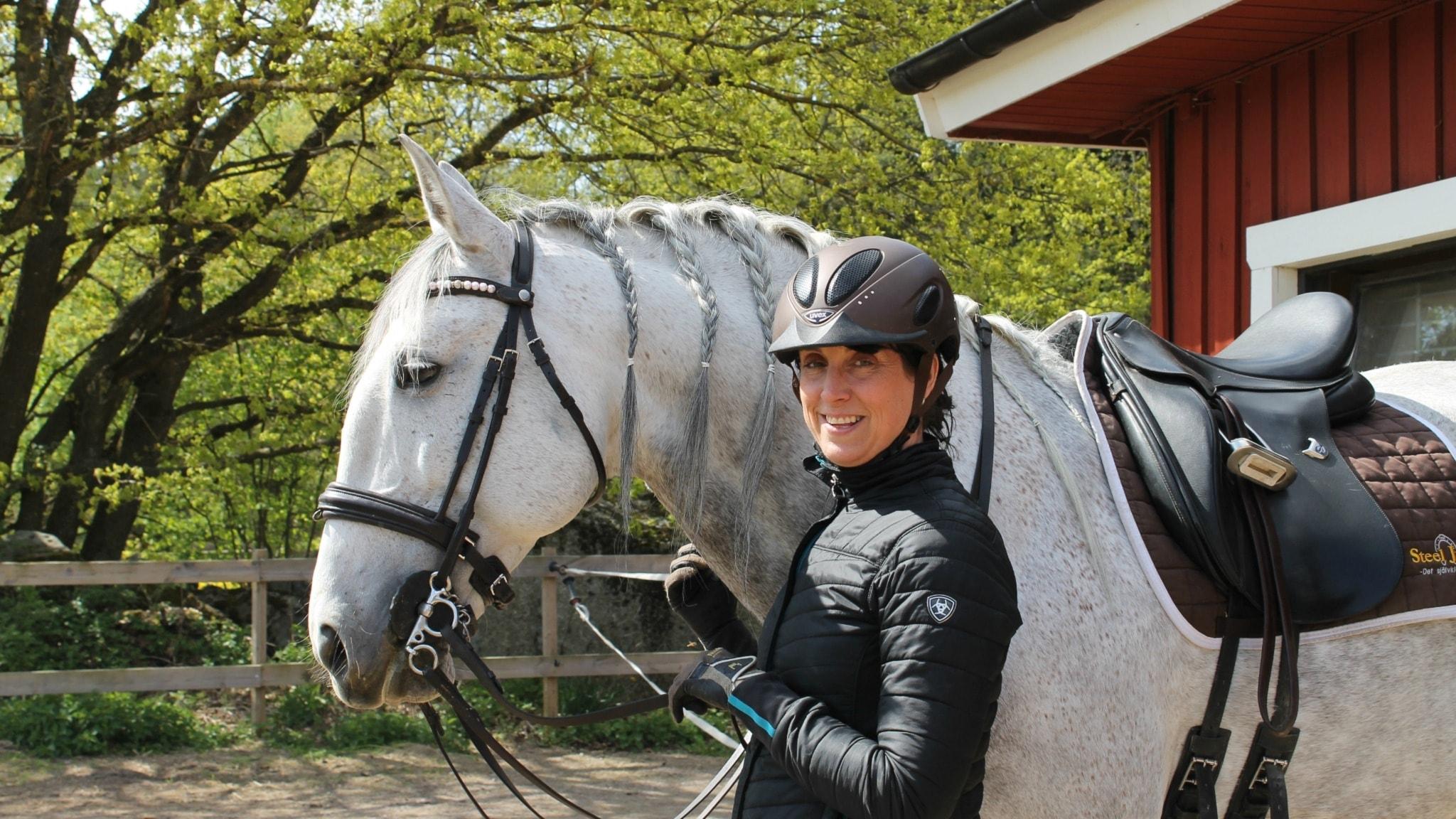 Working Equitation med Ulrika Pernler