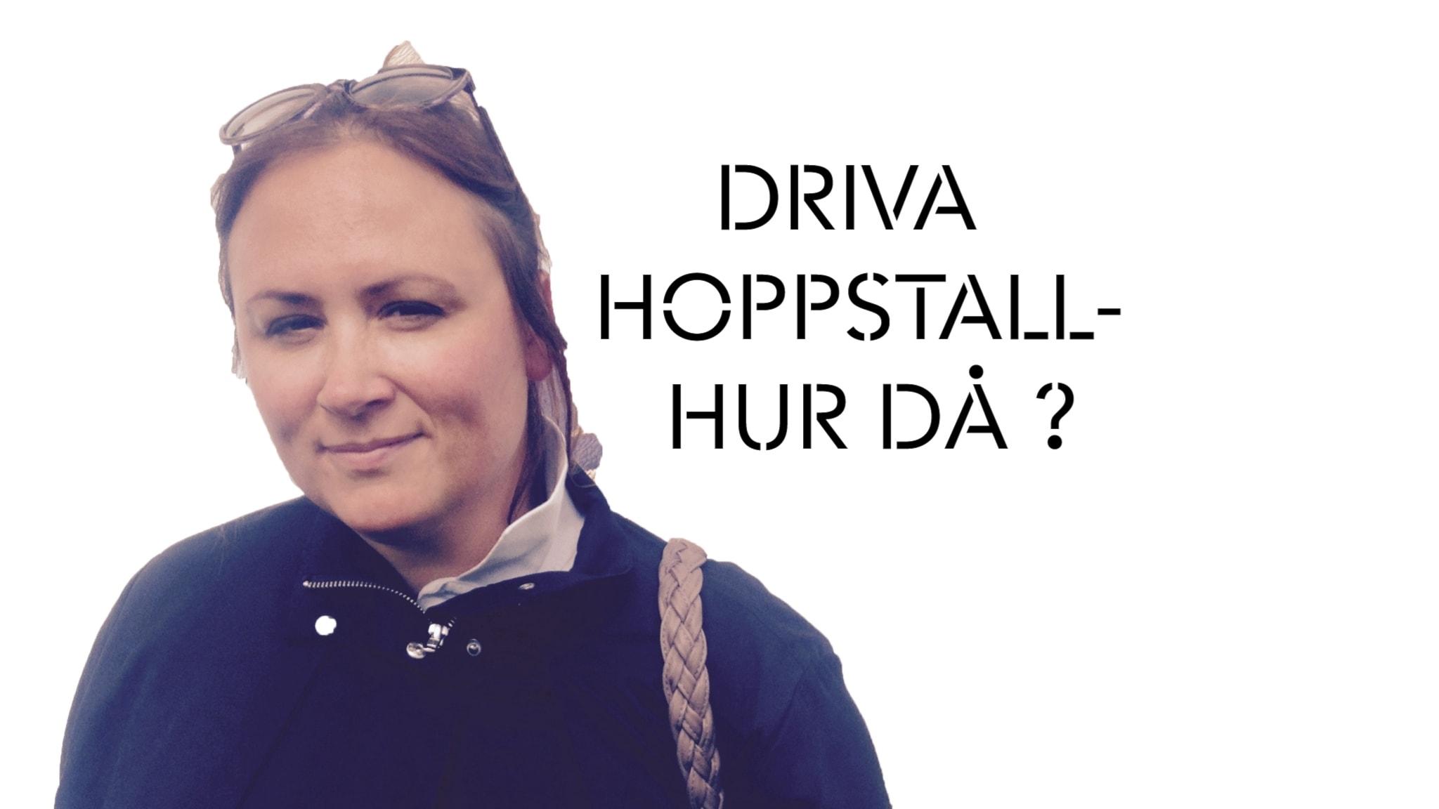 Att driva hoppstall - med Lisen Bratt Fredricson (specialavsnitt)