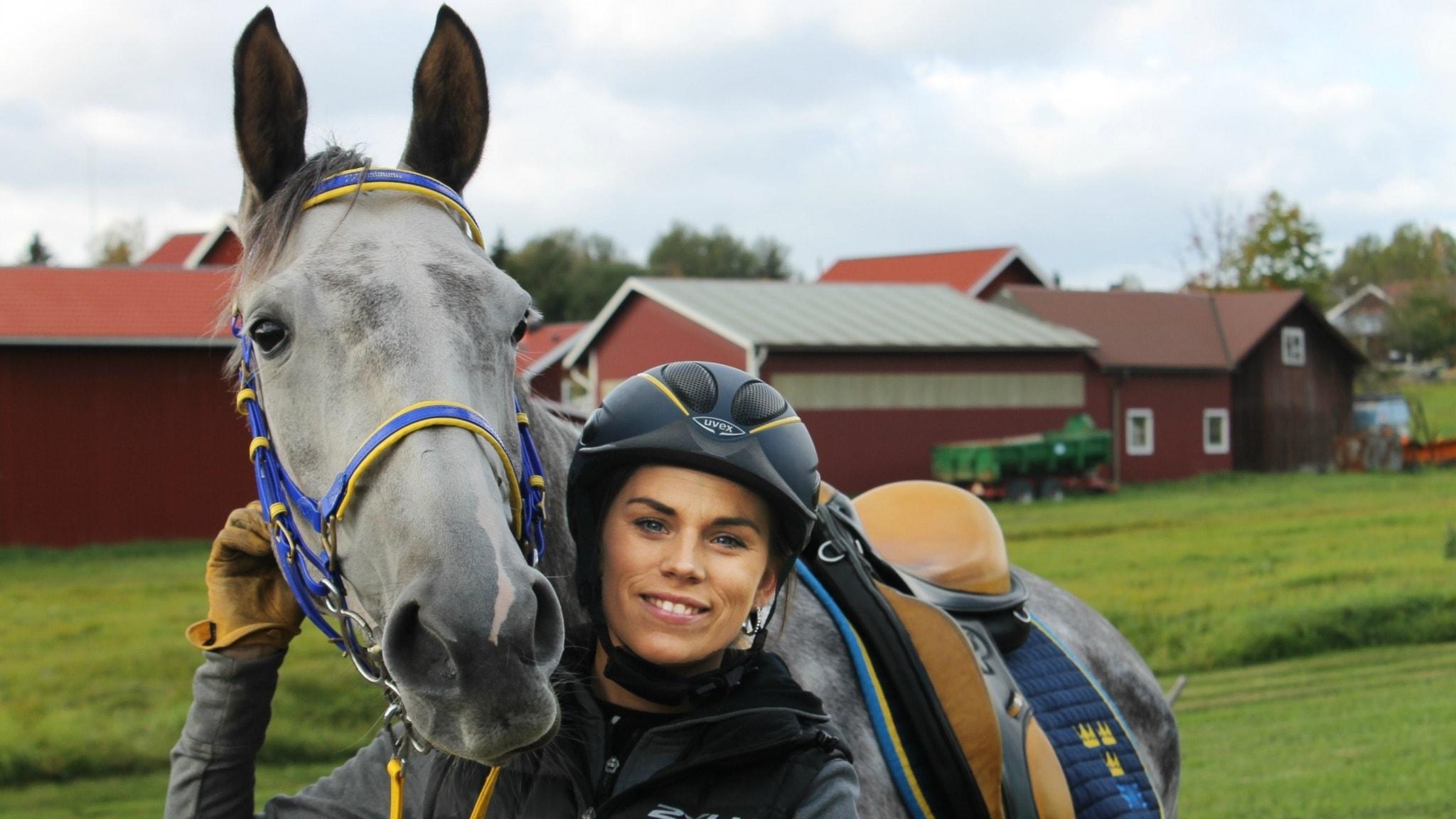 Distansritt - med Annelie Eriksson