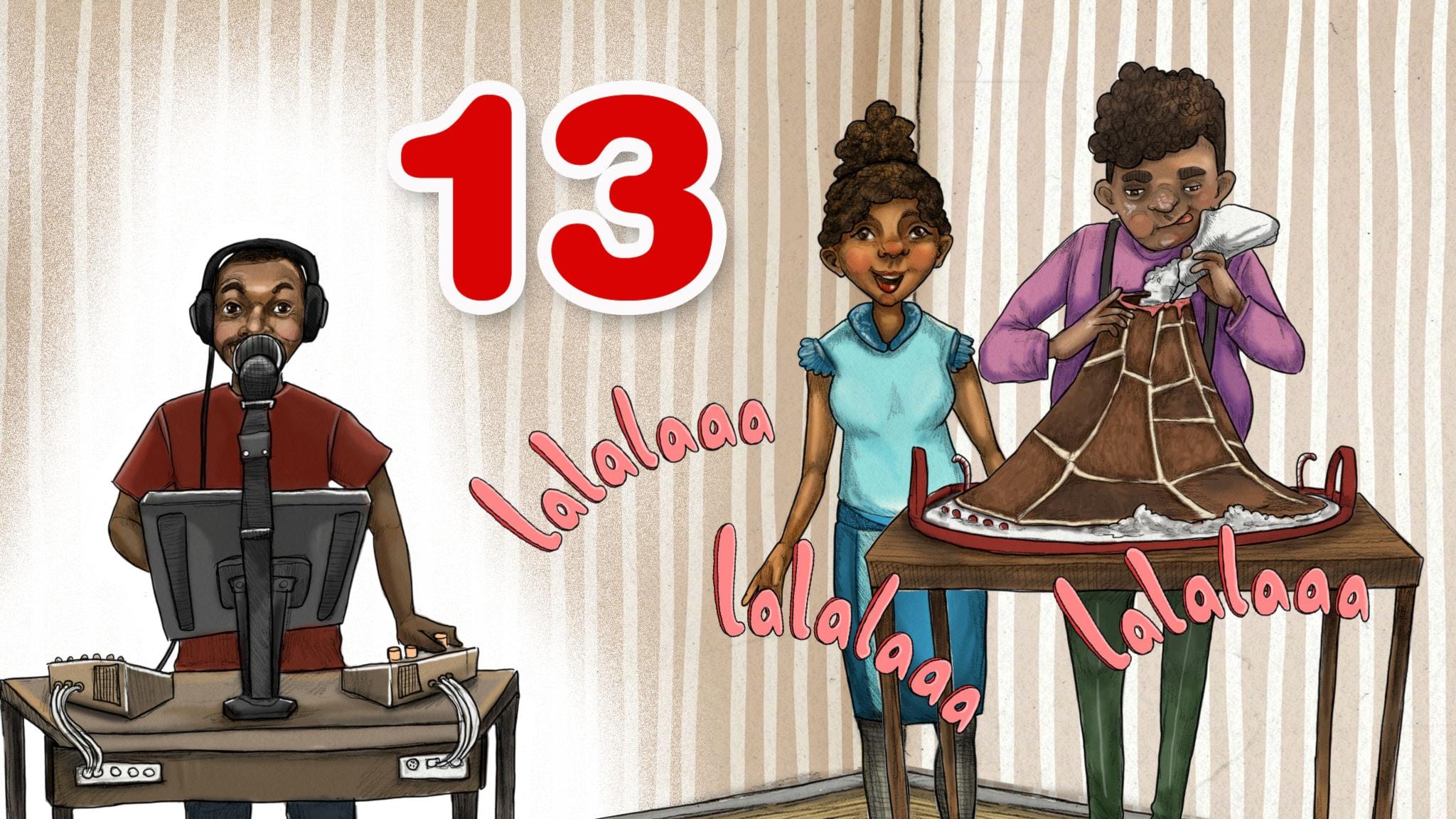 Del 13: Luciabattle