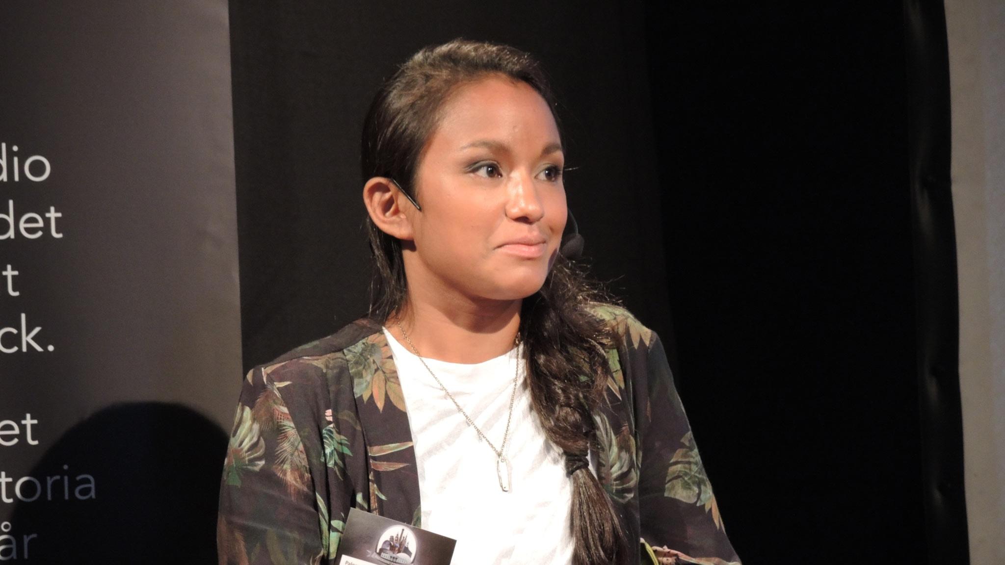Paloma Vangpreecha om hur det är att inte se ut som en klassisk utrikeskorrespondent