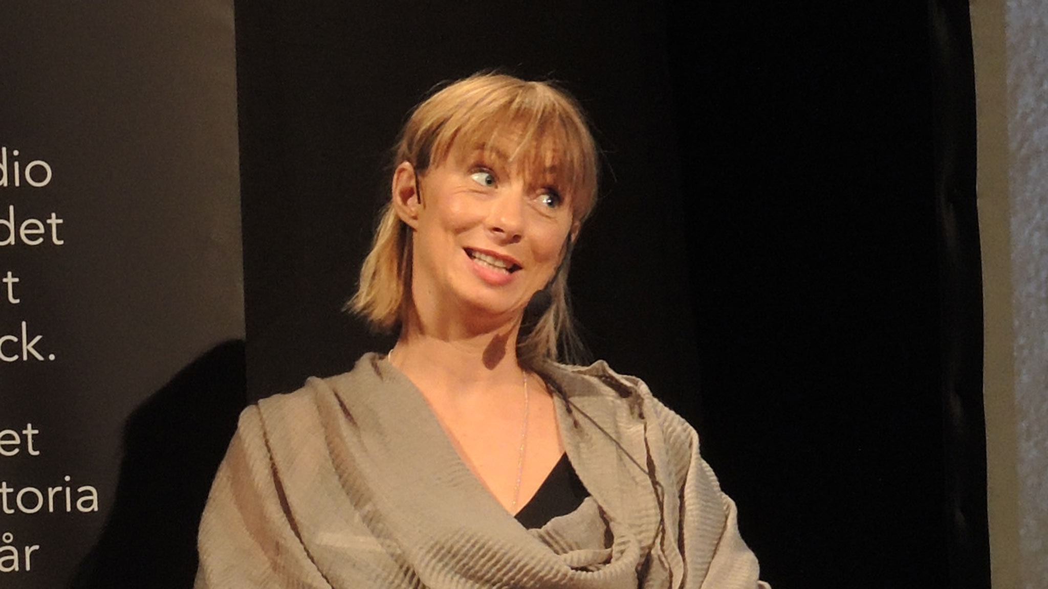 Lisa Bergström om att komma nära giganterna
