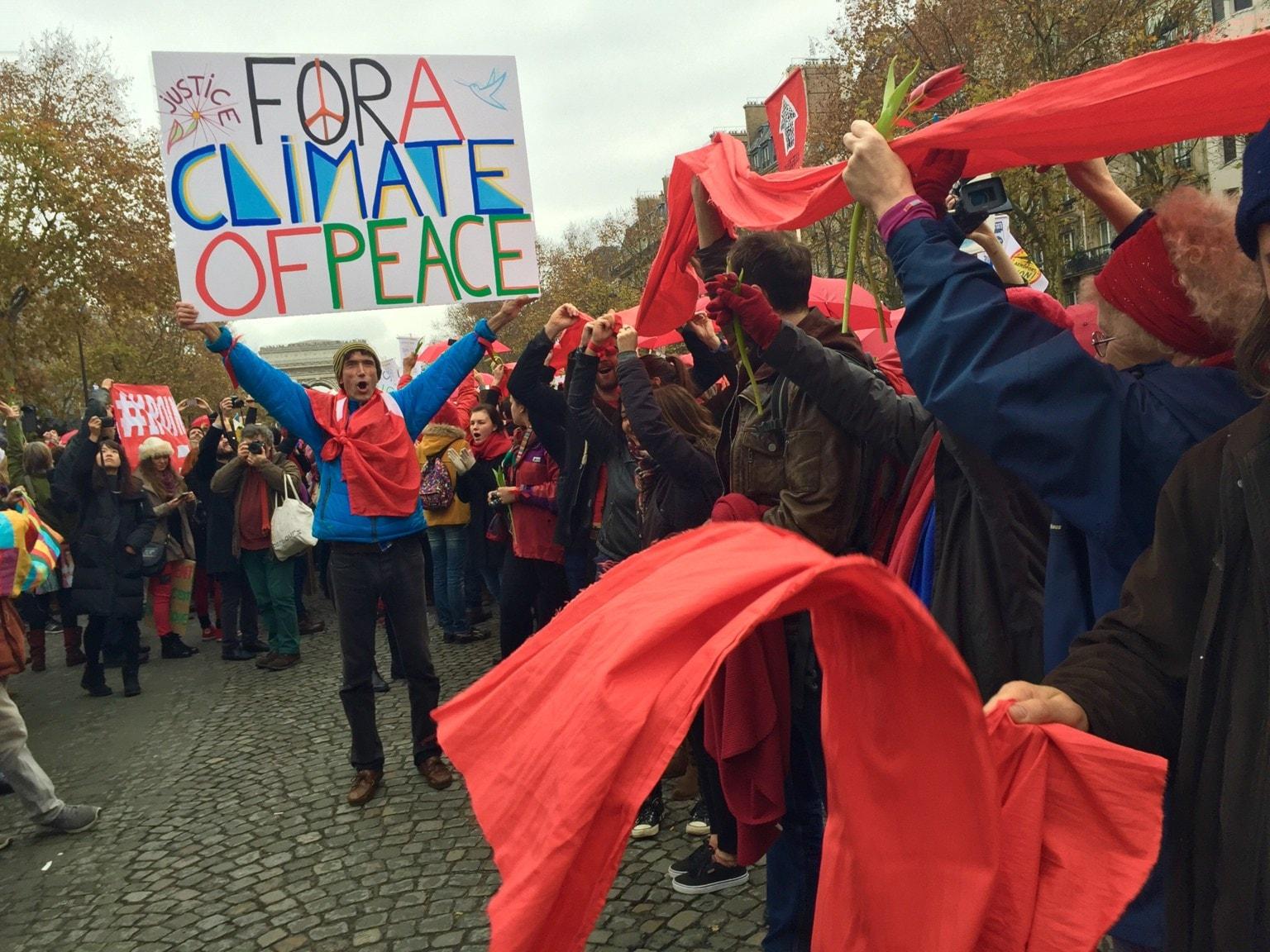 P4 Världen direkt från klimatmötets slutspurt