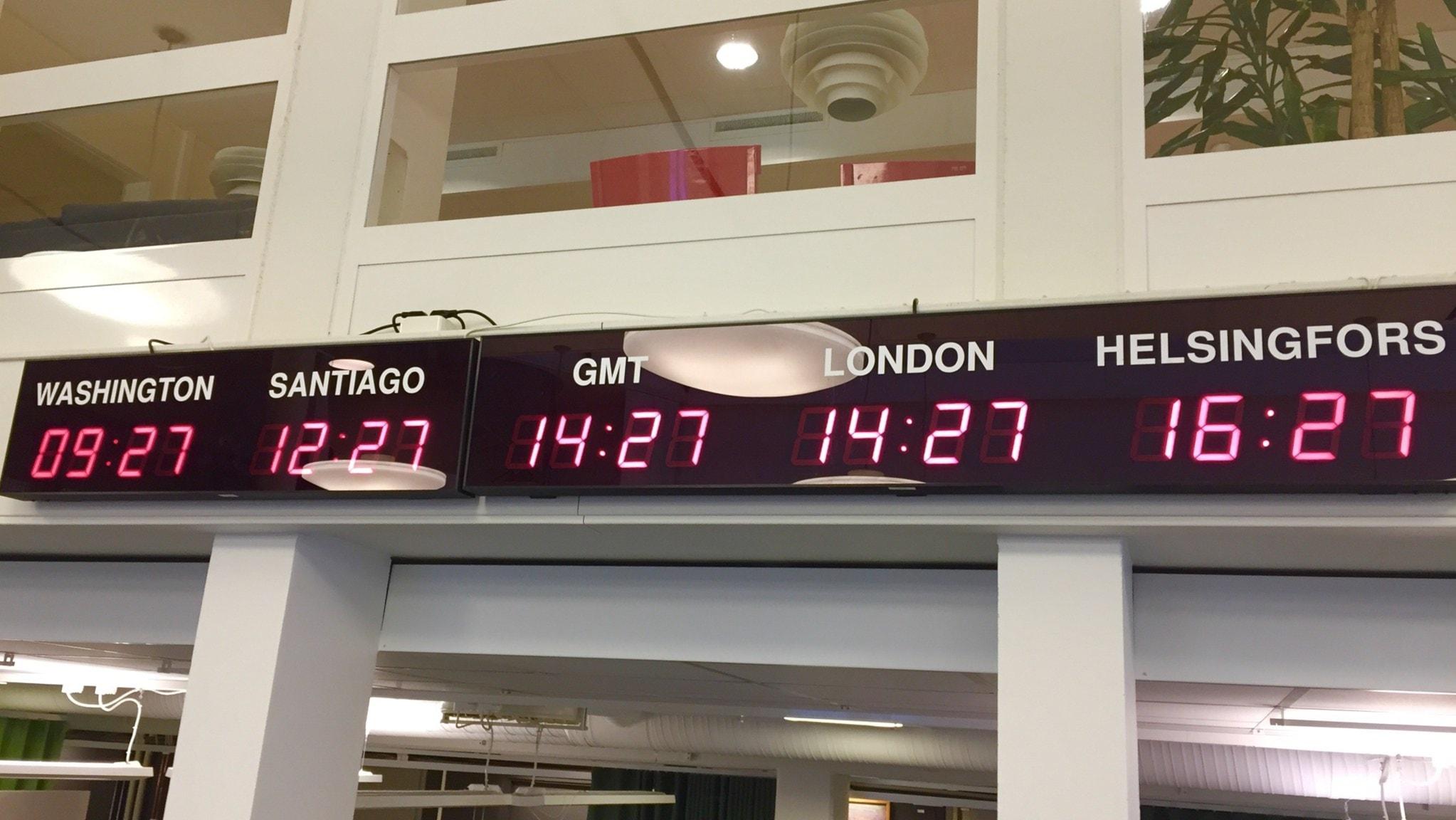 Dags att ta bort tidszonerna?