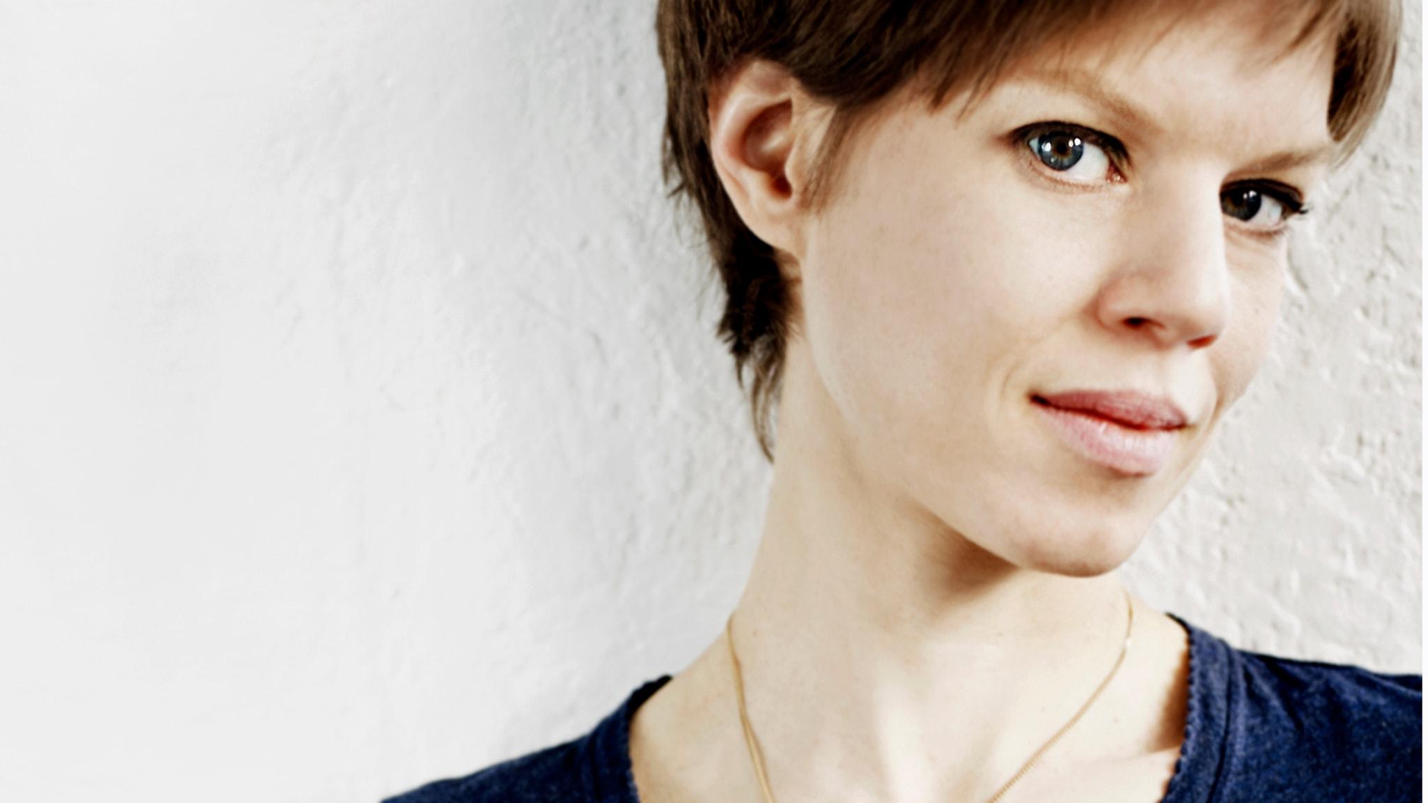 Johanna Nilsson får Sveriges Radios Novellpris 2015