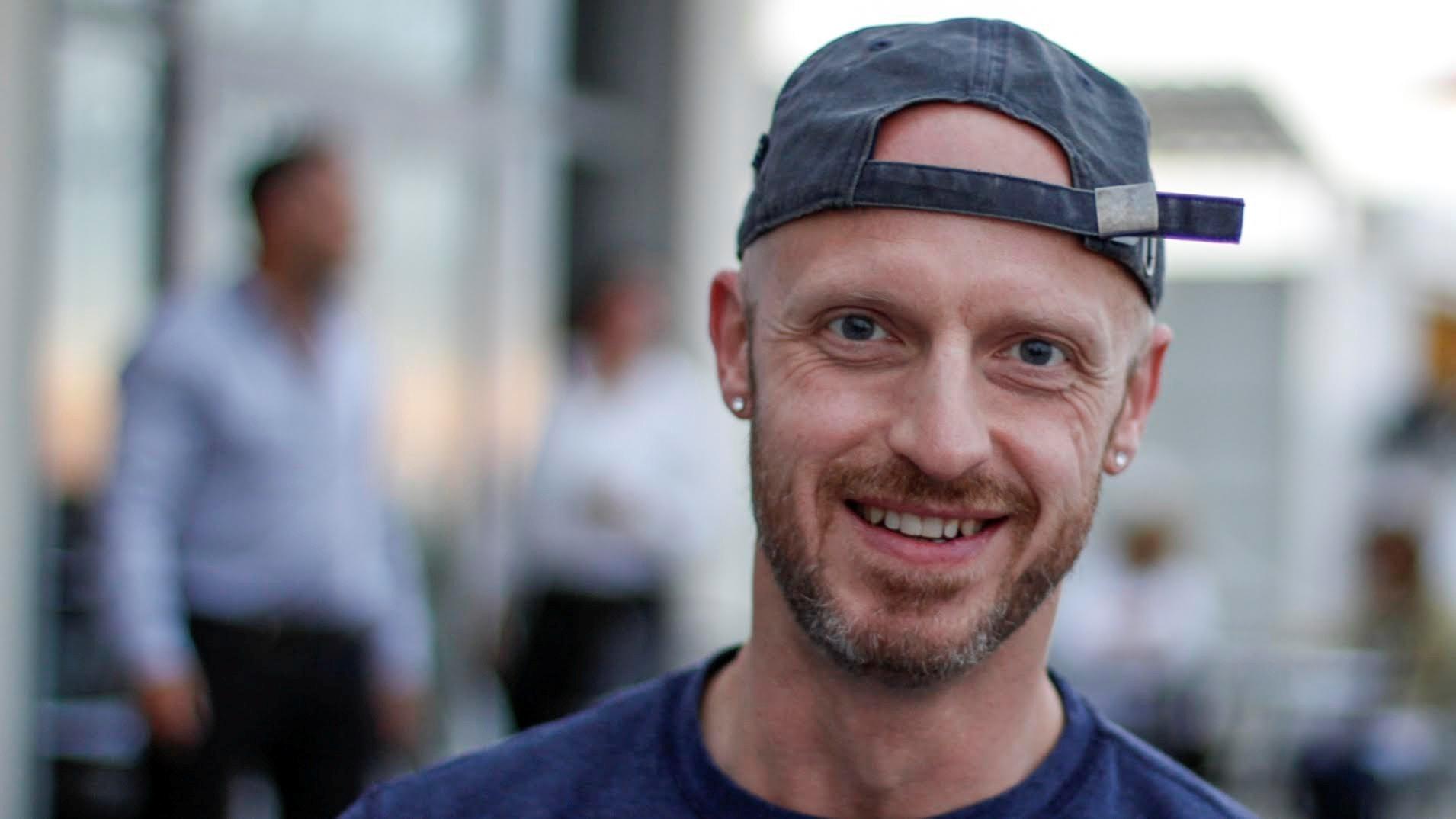 Nominerad till Sveriges Radios Novellpris 2015 Gråzon av Ola Klingberg