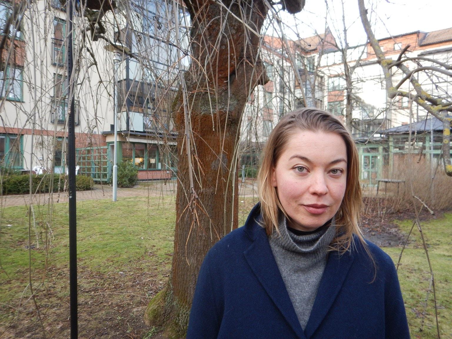 Den fria rörligheten av och med Karolina Ramqvist