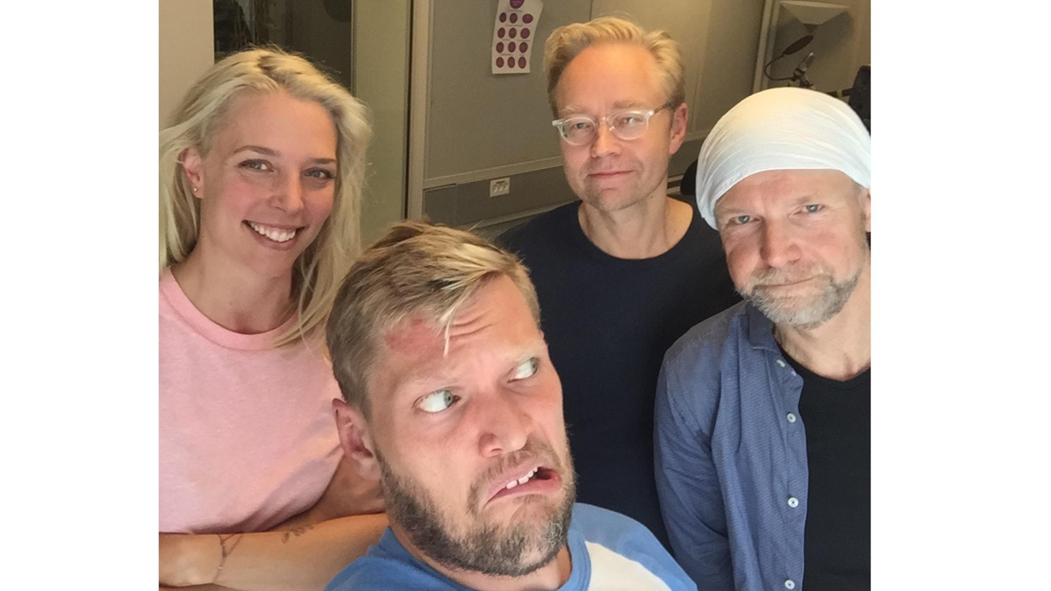 Heliga Birgitta vs DJ R**kblöja