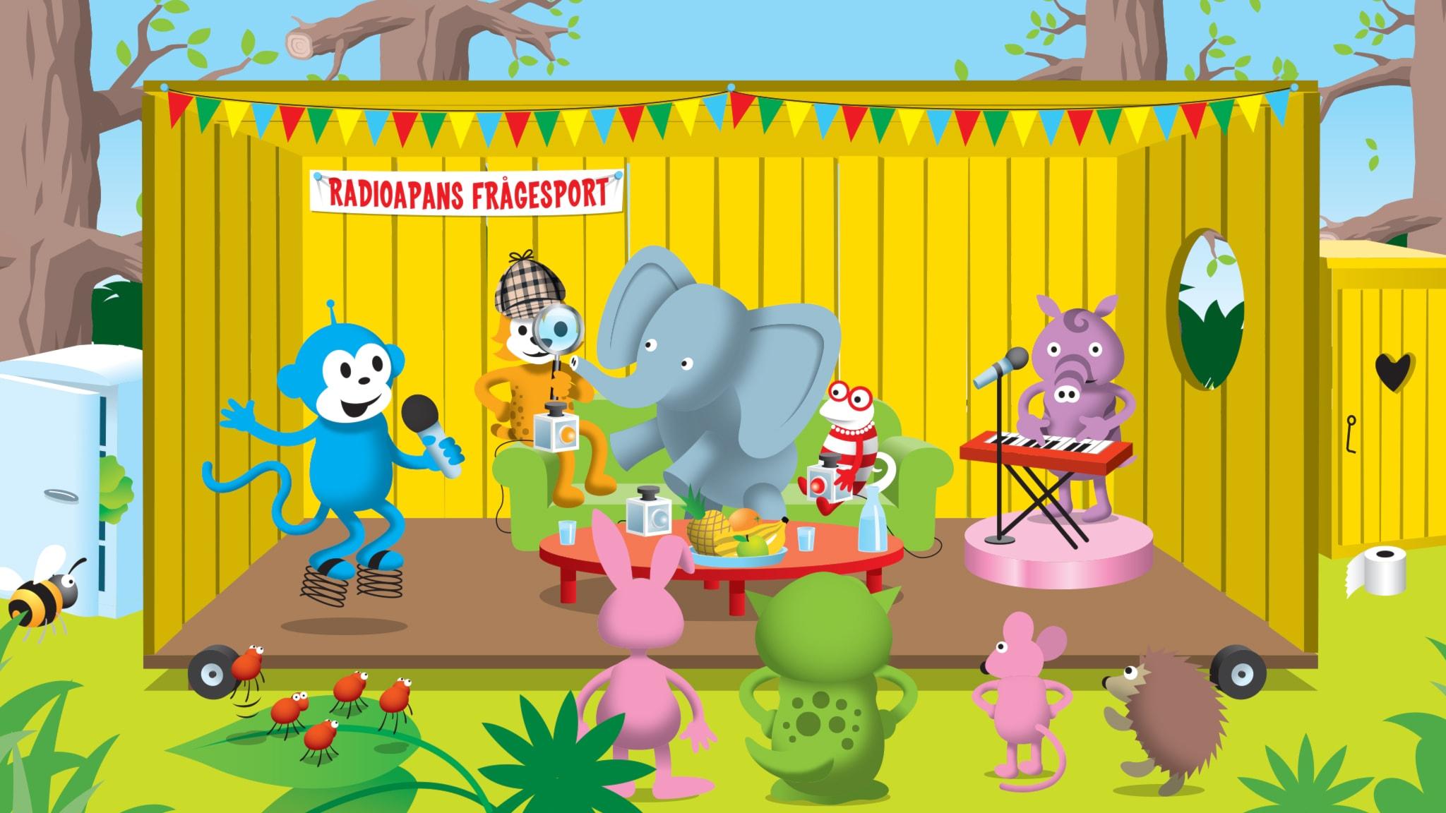 Del 7: Hur vet man att det varit en elefant i kylskåpet?