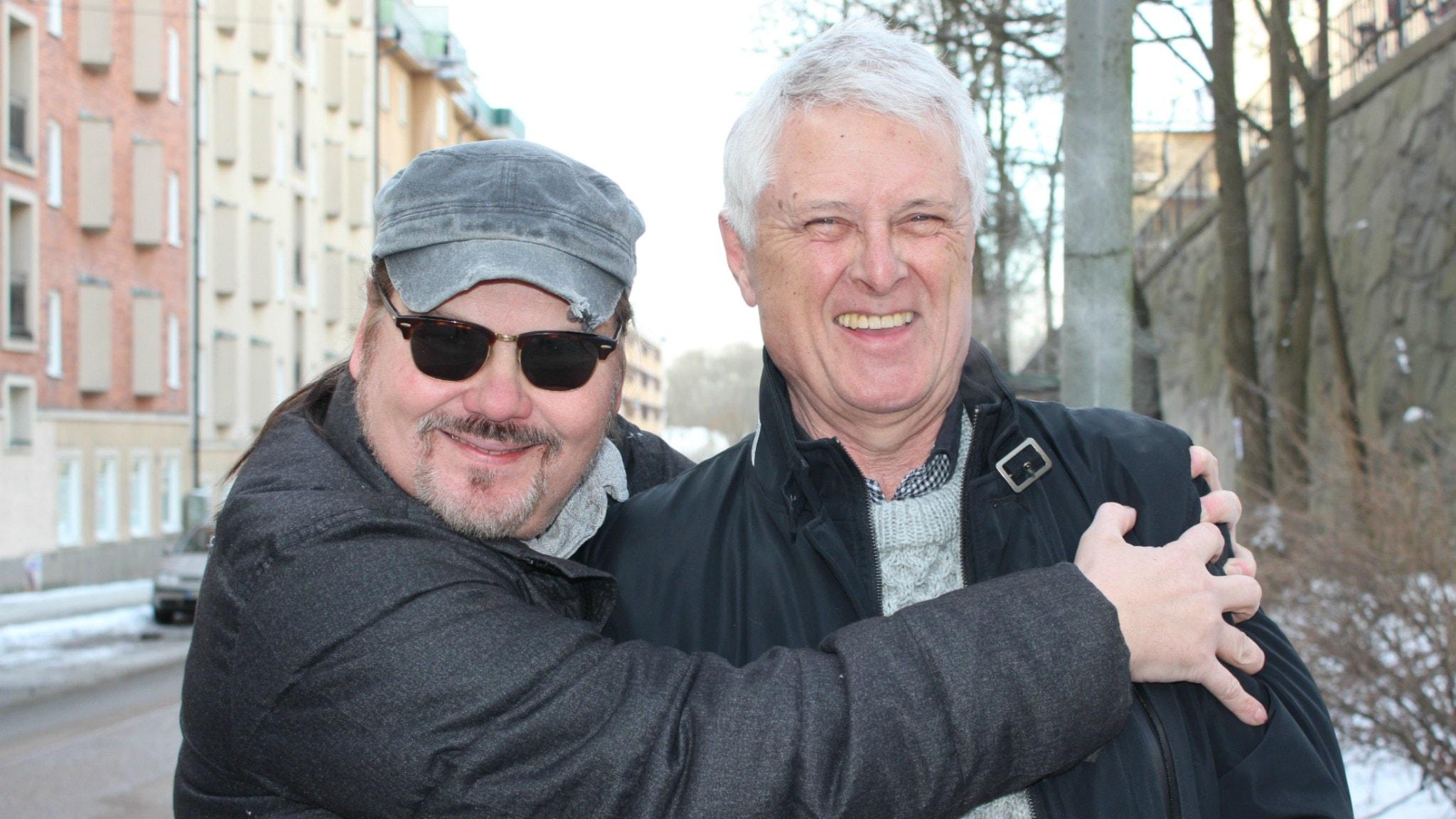 Schlagerfrossa med Anders Tengner och Claes-Göran Hederström