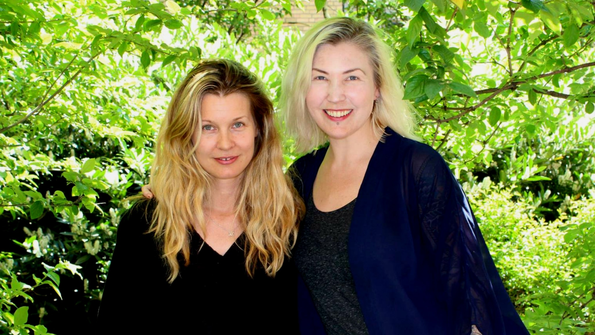 Pernilla Andersson bjuder in Elin Ruth