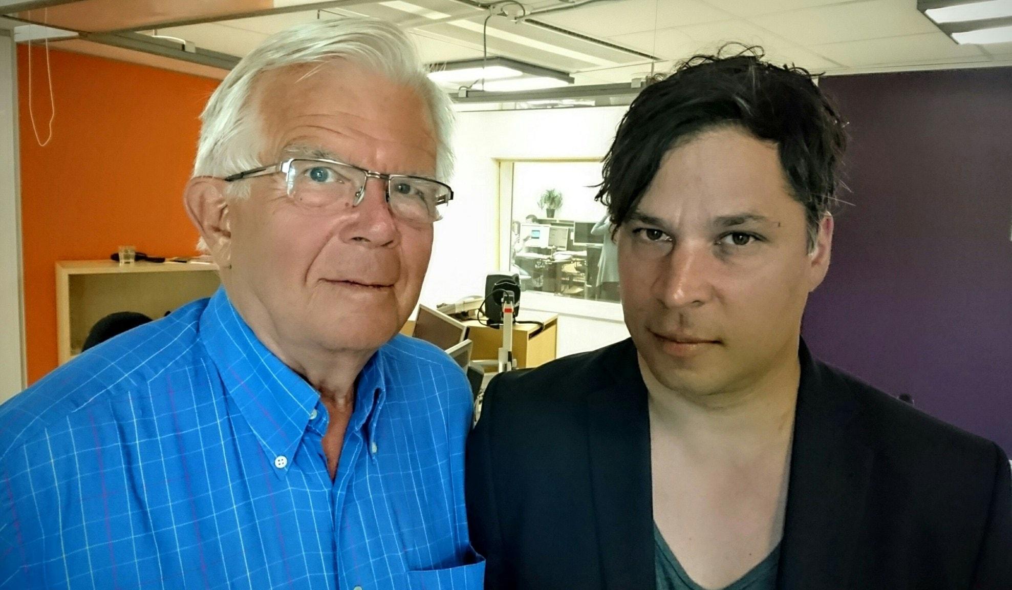 Alf Svensson – den familjekära saxofonspelande läraren som blev partiledare