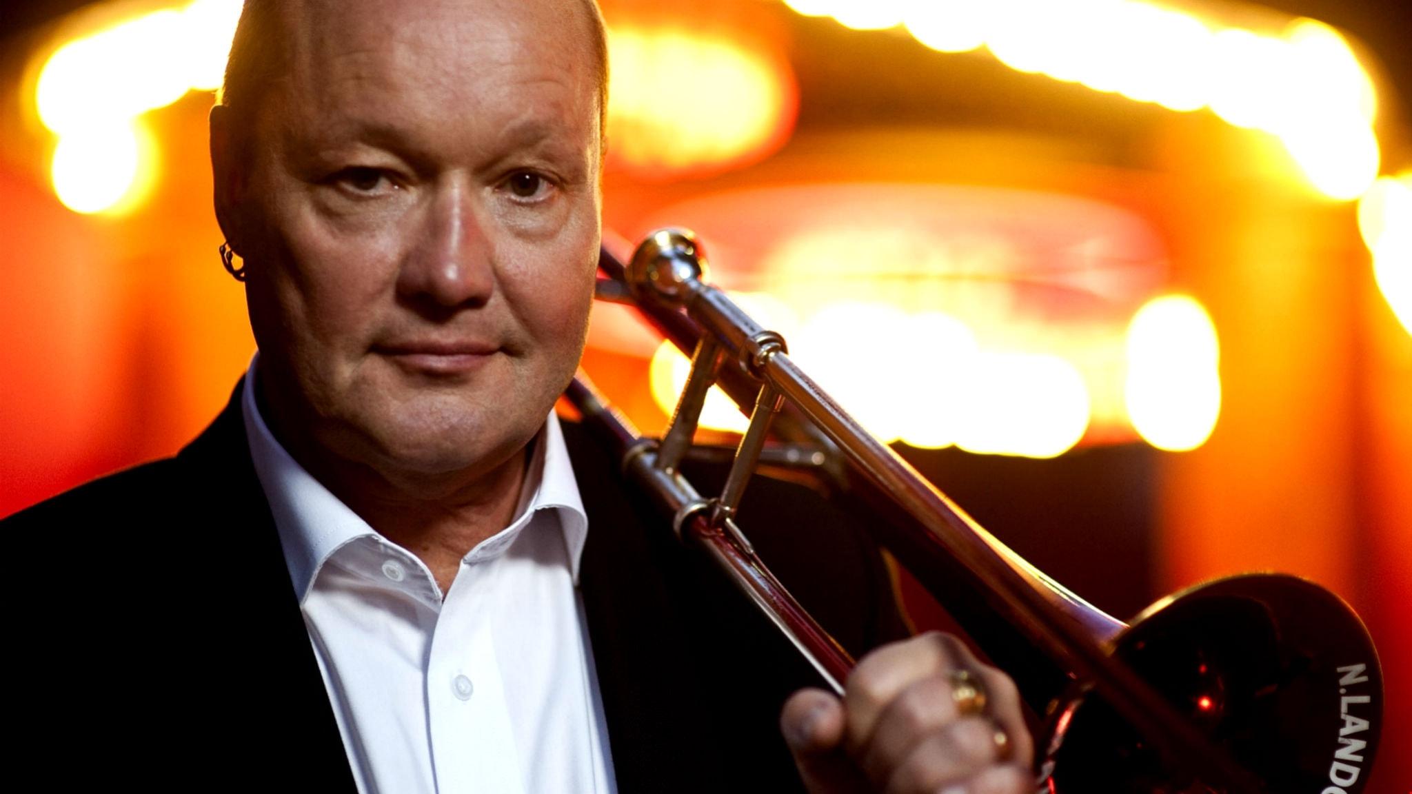 Funkigt sväng och mjuka barocktoner med Nils Landgren