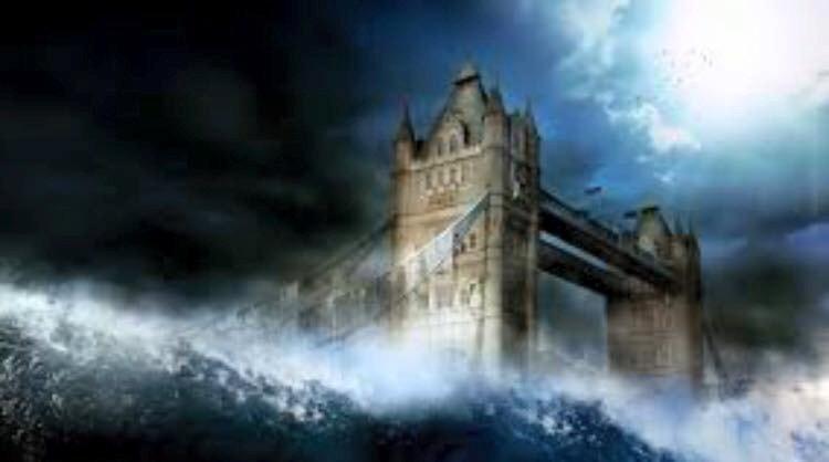 Anna Larsson tar med oss till stormens London