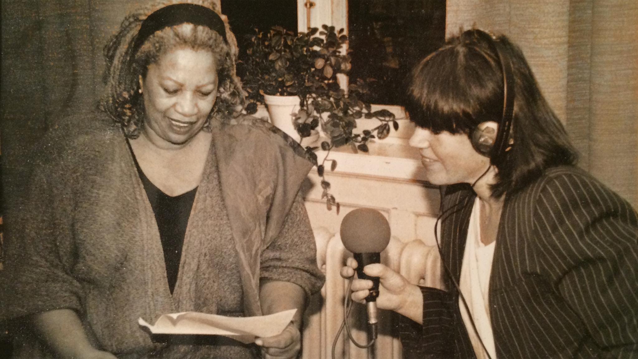 Påskspecial: Toni Morrison