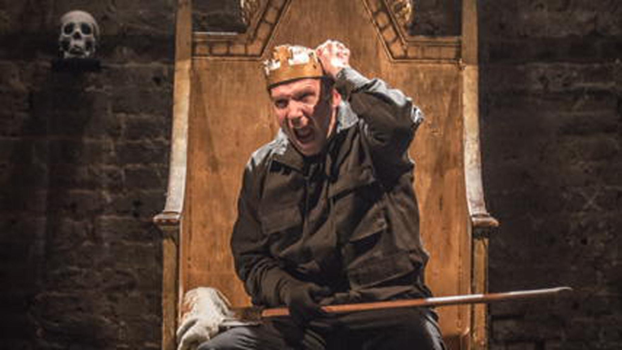 Ralph Fiennes och Richard III