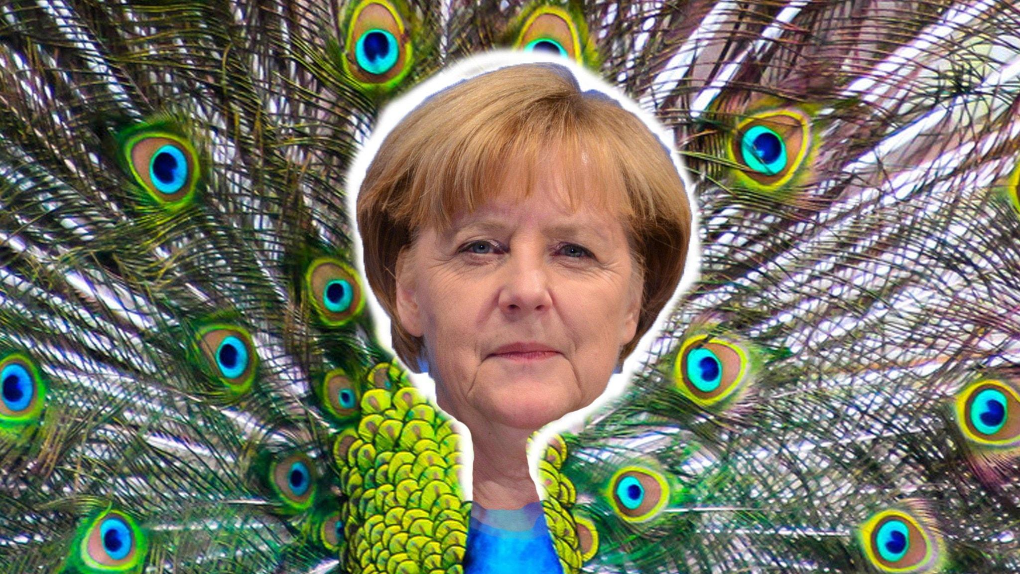 #20. Angela Merkel - Därför satt hon i bastun när Berlinmuren föll