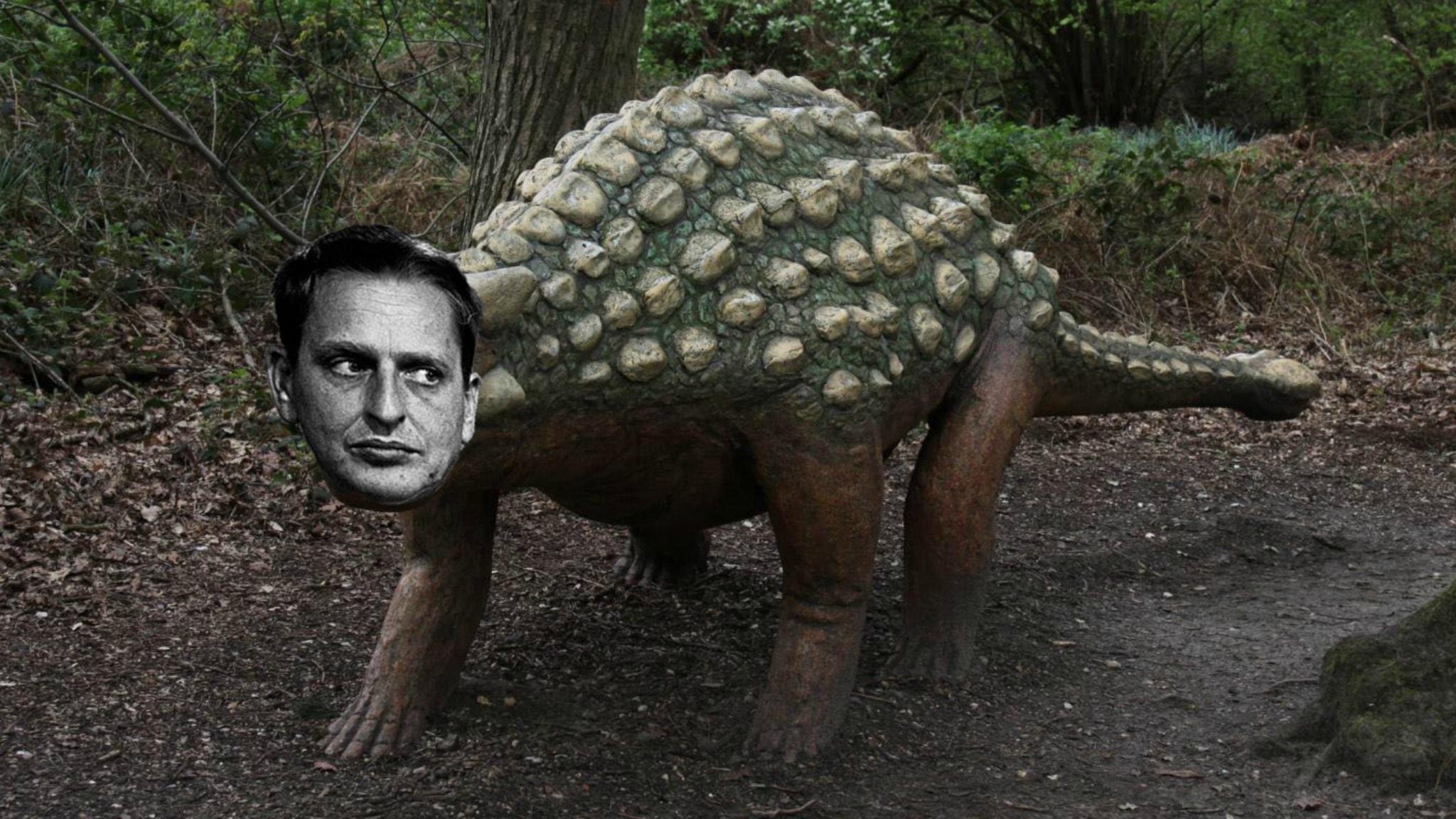 #23. Olof Palme - Dinosaurien som blev känslig när det blev för mycket
