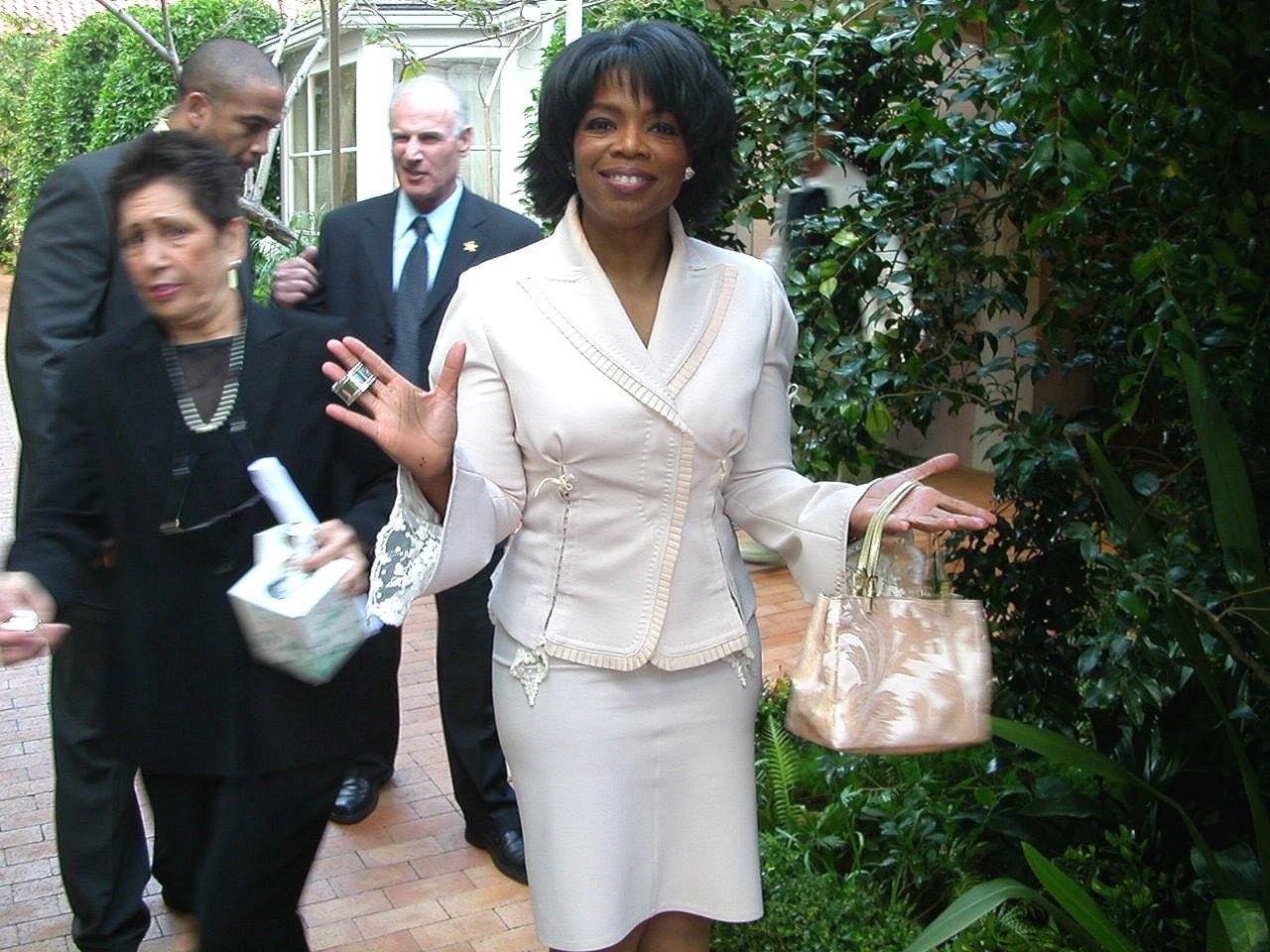 #35. Oprah