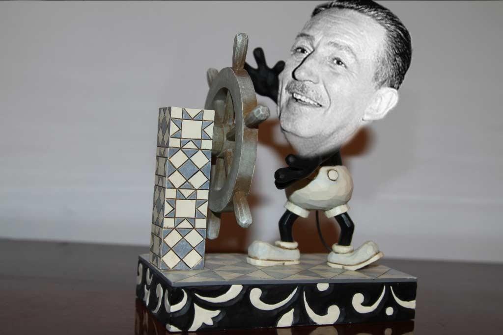 #42. Walt Disney - Var det flitiga rövhålet adopterad?