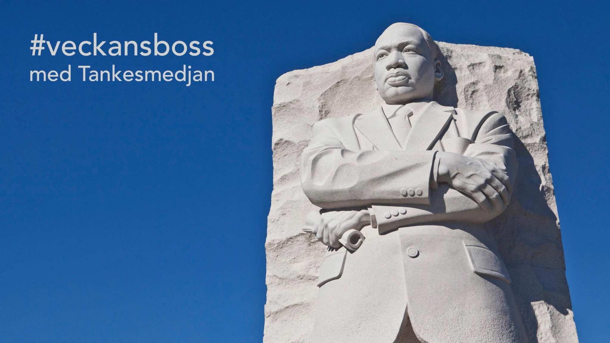 #46. Dr. Martin Luther King - Människorättskämpen som umgicks med svenskar (läs: kommunister)