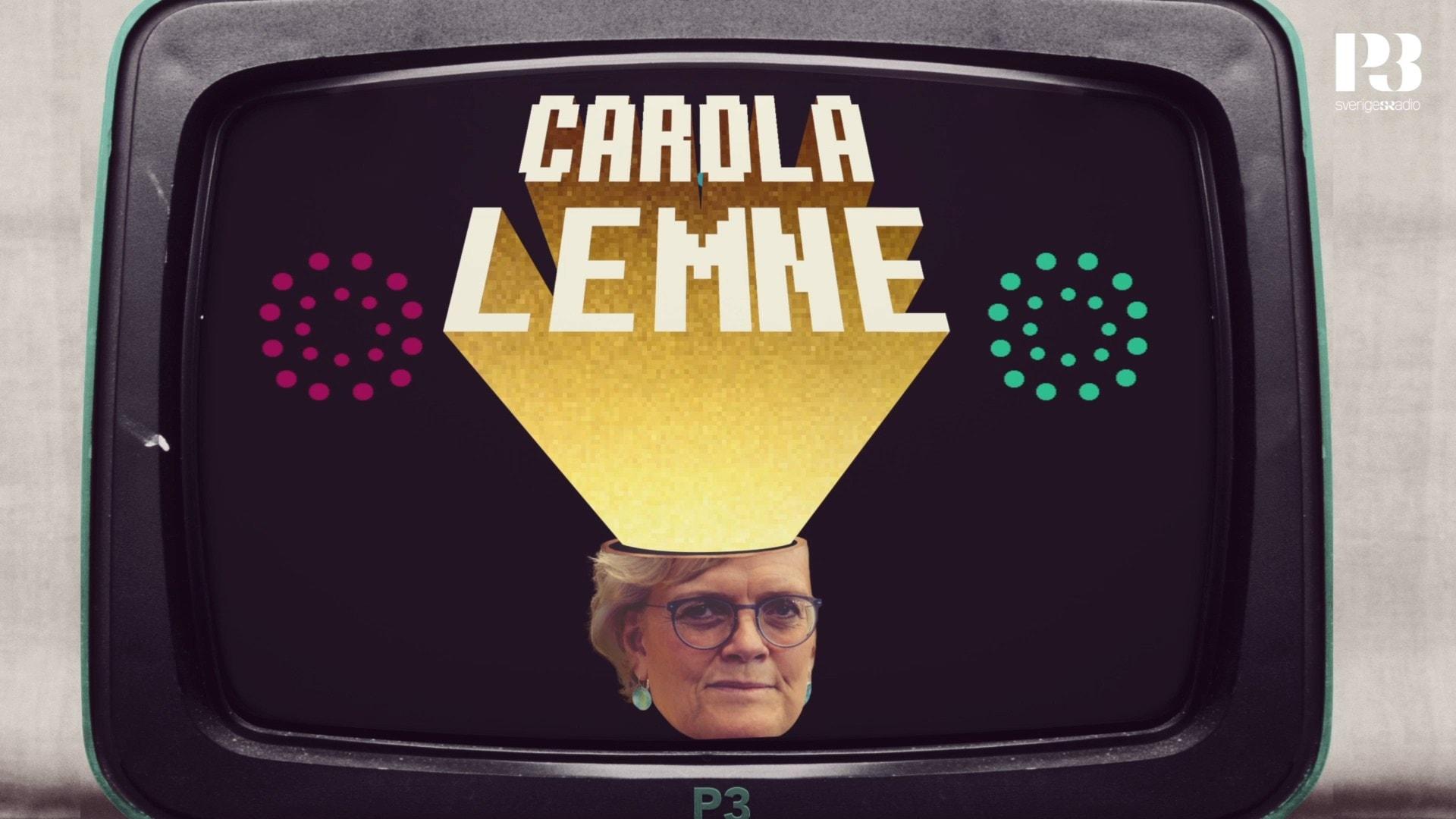 #52. Carola Lemne – chefen över alla jobb